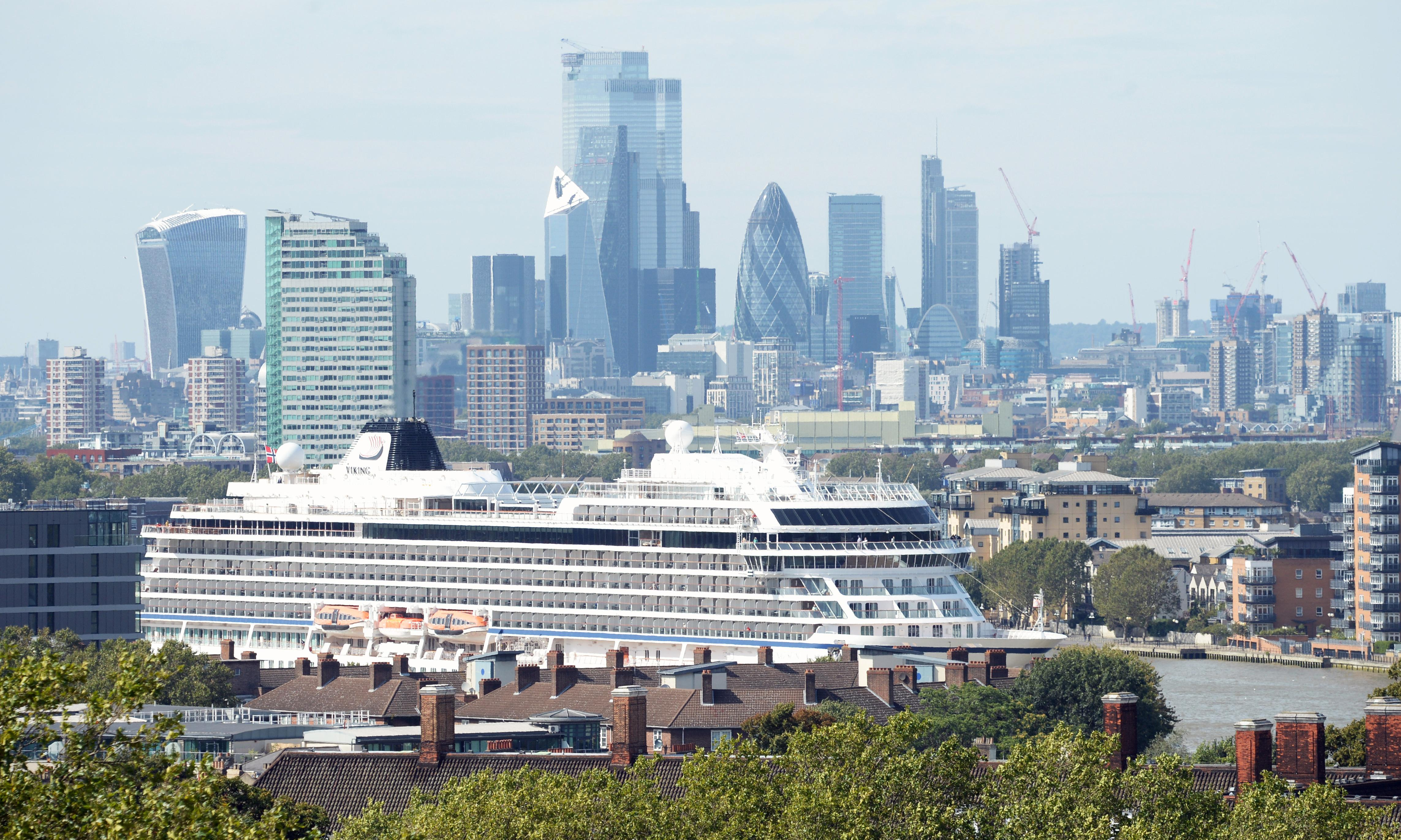 Outcry as Saga travel firm advertises cruise 'exclusively for Brits'