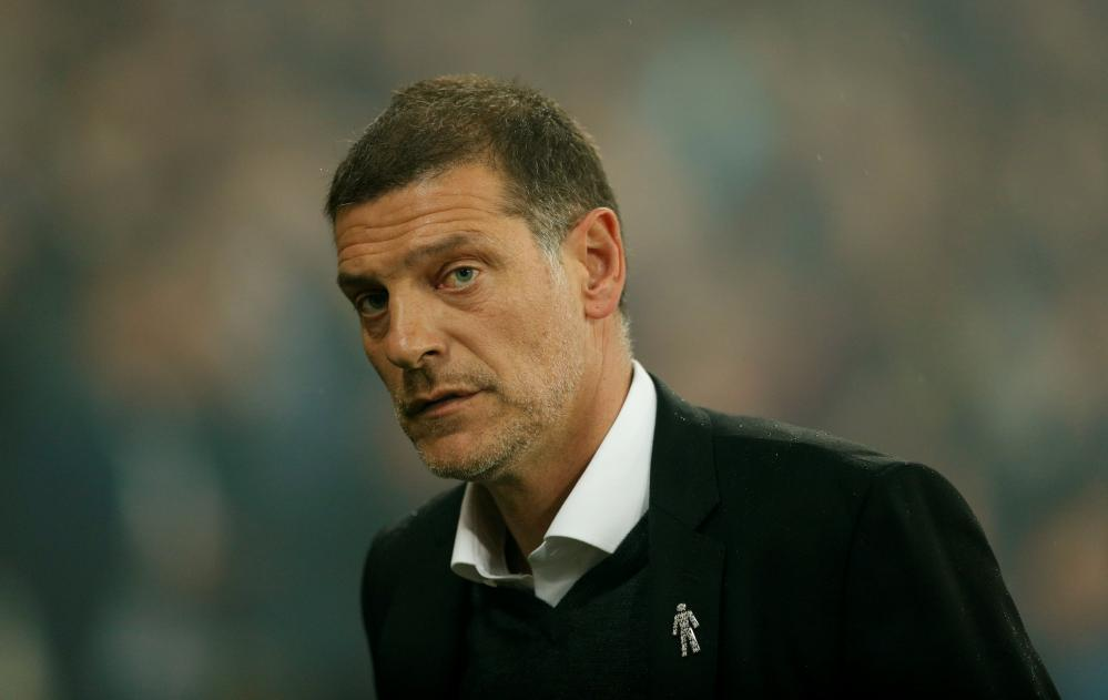 West Ham United manager Slaven Bilic is 49 today.