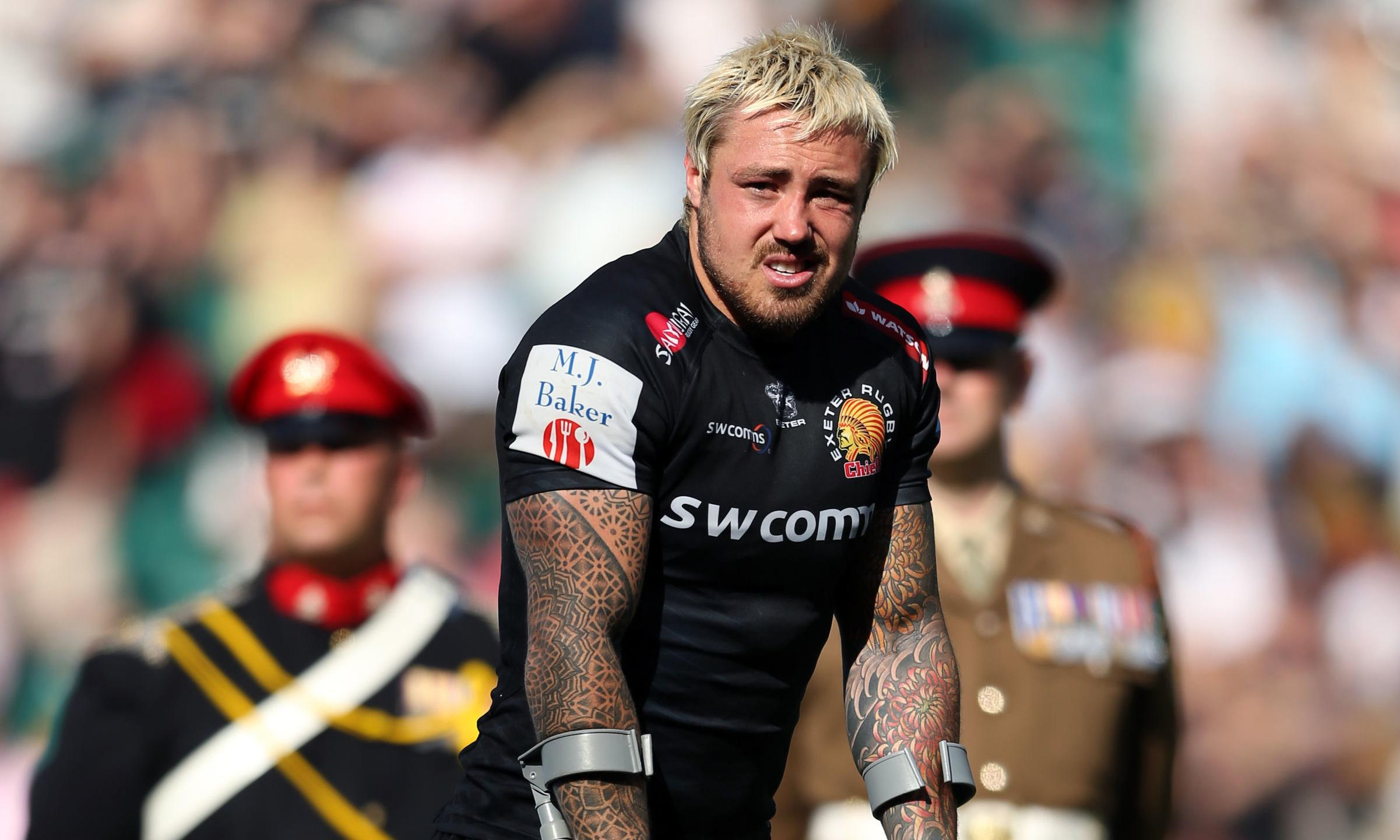 Jack Nowell injury is a pain for Exeter and a concern for Eddie Jones