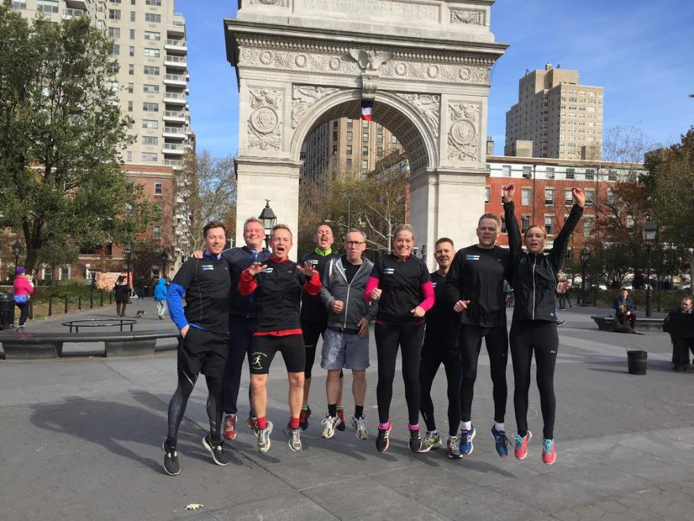 New York City Running Tours