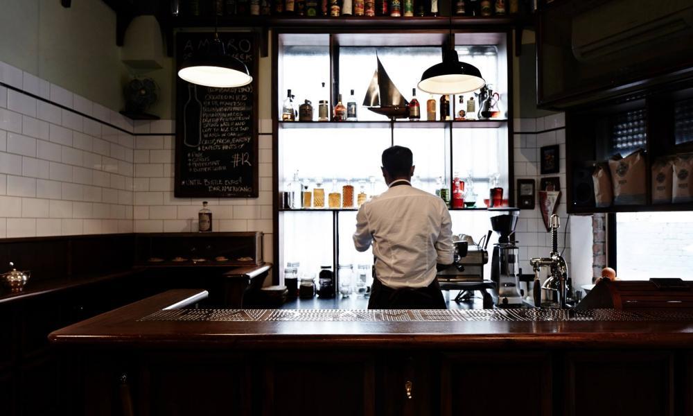 Bar Americano, Melbourne