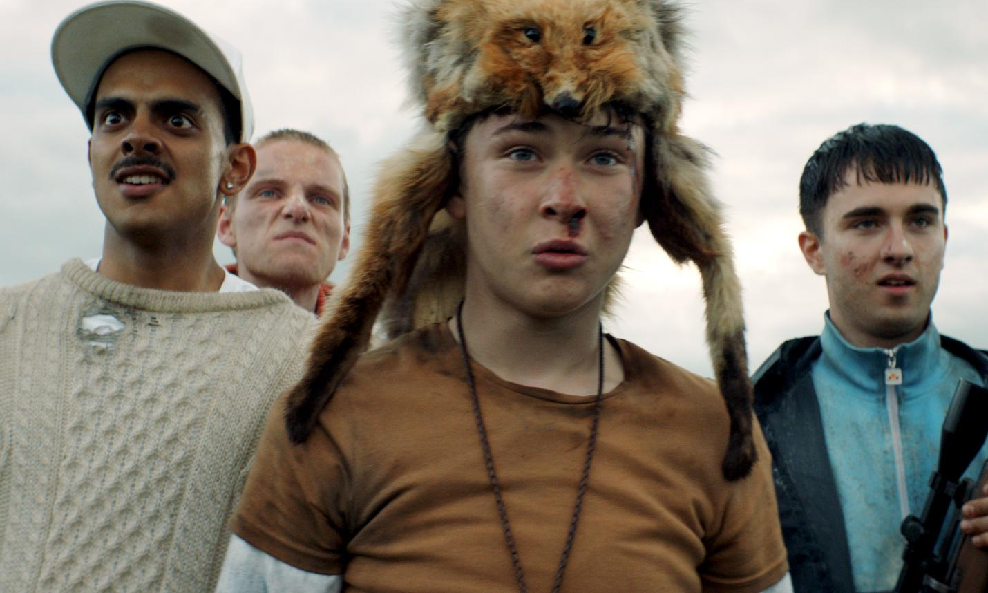 Boyz in the Wood review – macabre rural teen horror-comedy