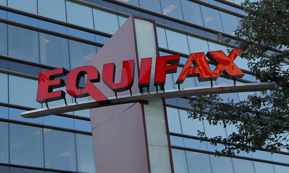 The Equifax corporate offices in Atlanta, Georgia. Customers who called the company helpline reported long wait times or being randomly disconnected.