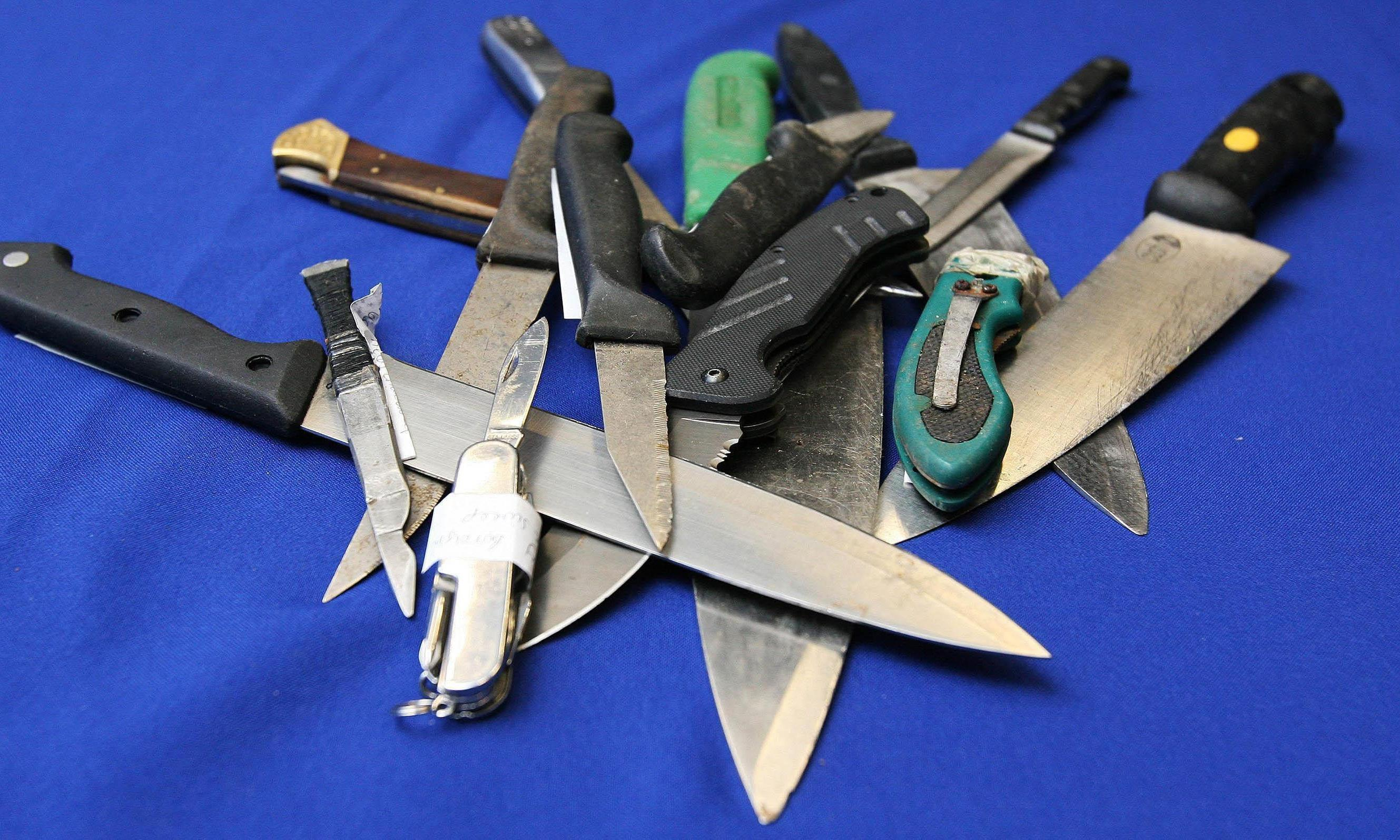Blunt knives to stop domestic violence? What next – stab vests in the kitchen?