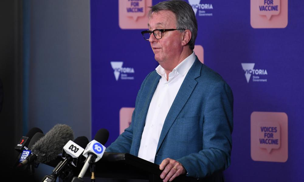 Martin Foley says holding daily press conferences is not fun, but it is important, and Victoria has no plans on abandoning them yet