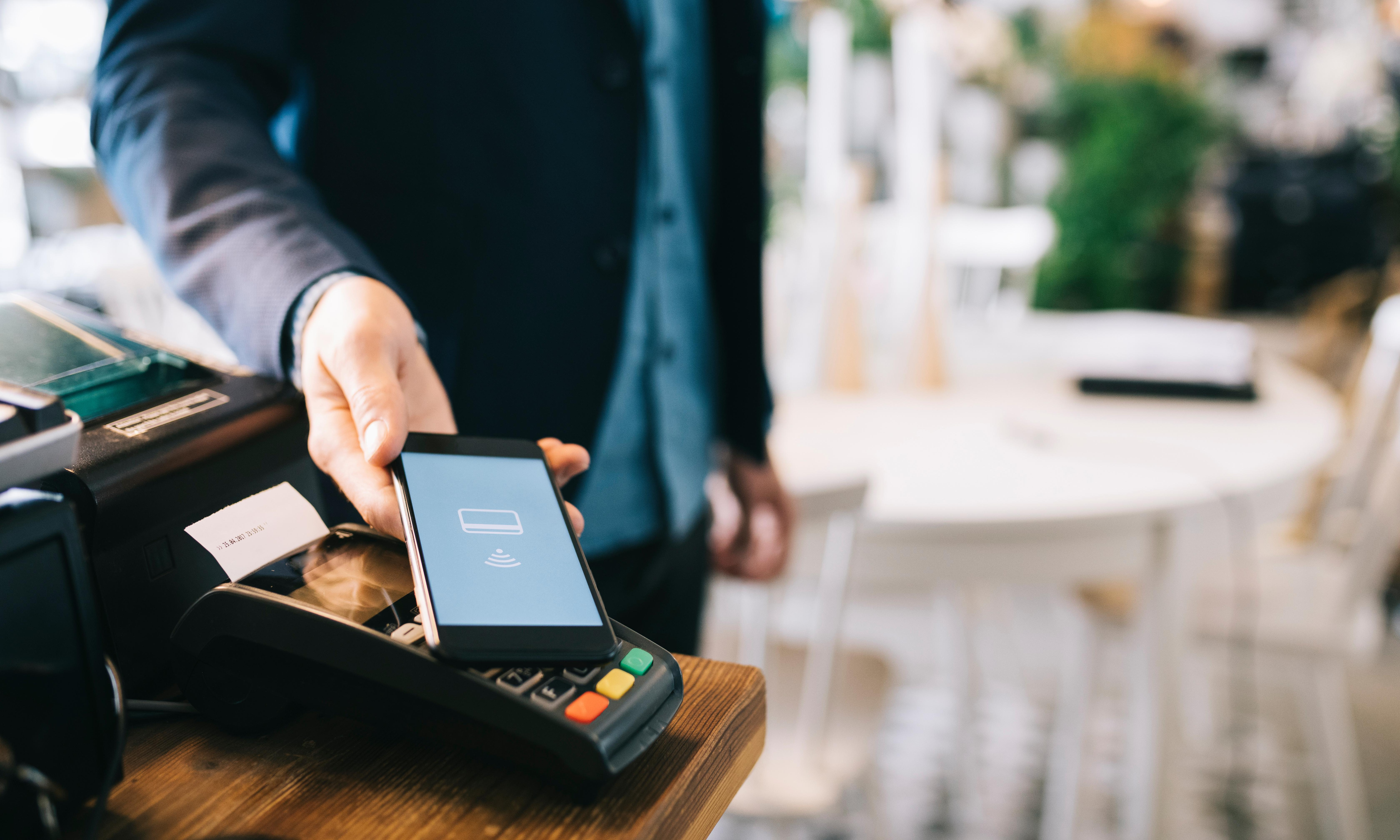 Cashless Britain: over-55s and low earners at risk of being left behind
