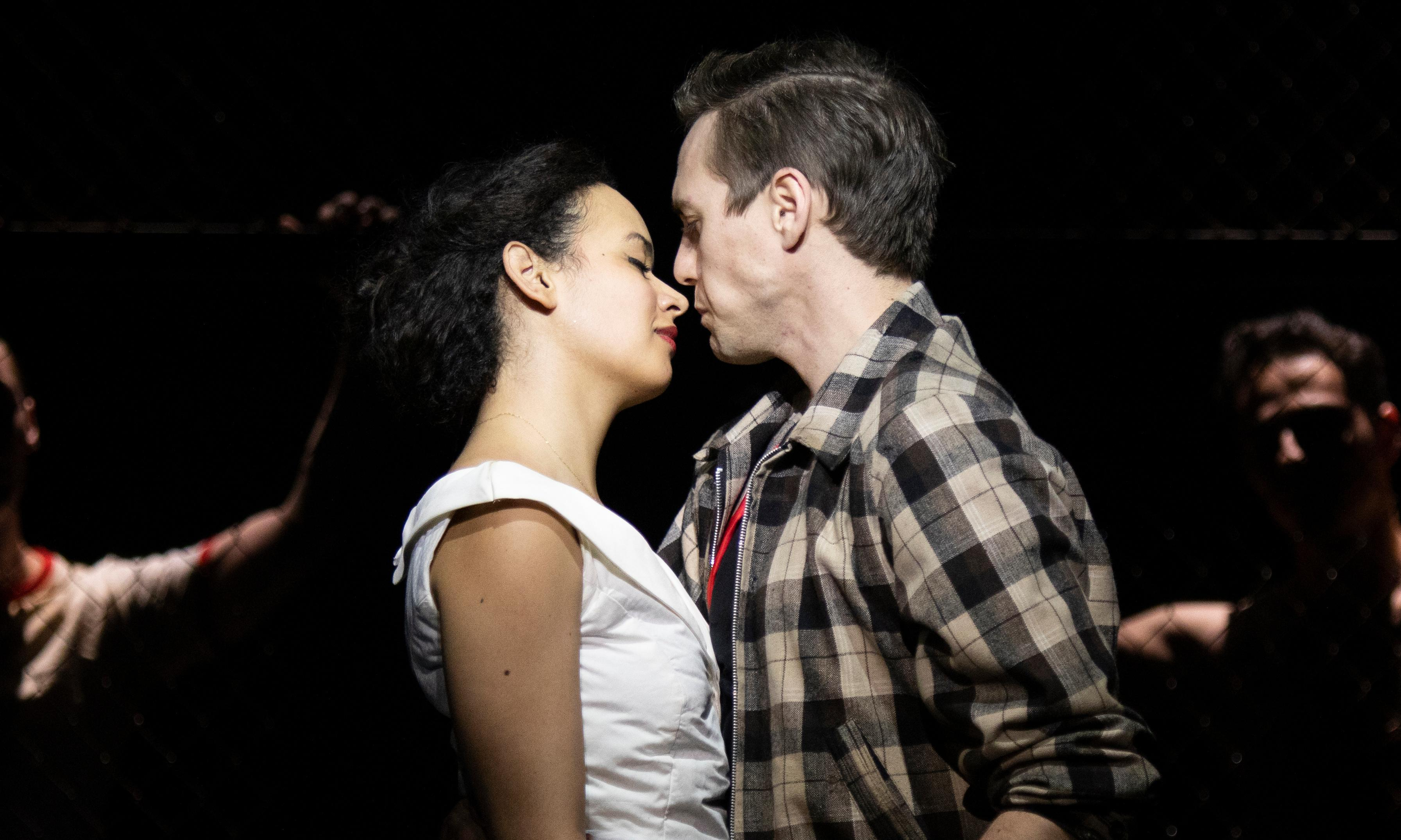 West Side Story review – hip-swinging, skirt-twirling love story gets gritty