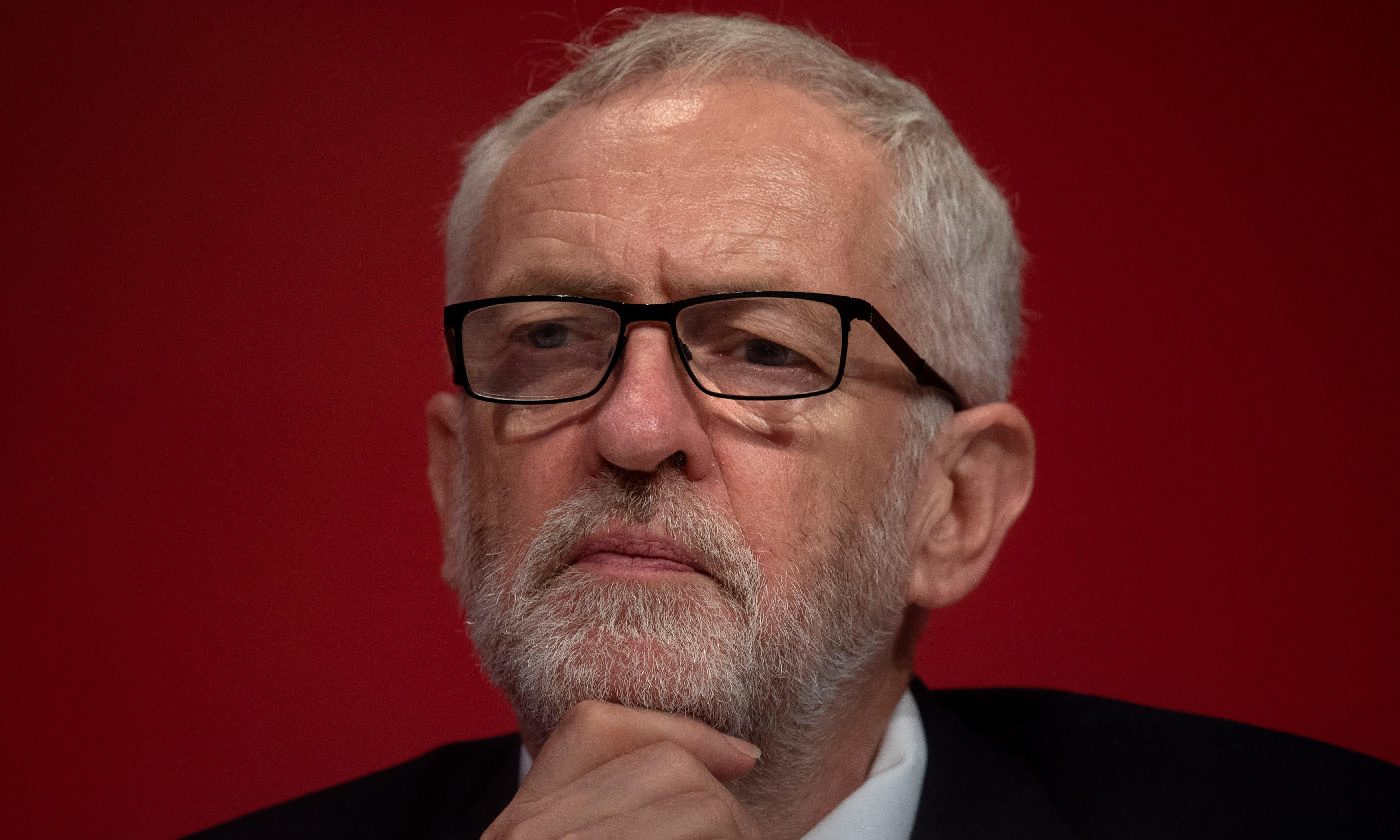Corbyn on collision course with Labour members over Brexit