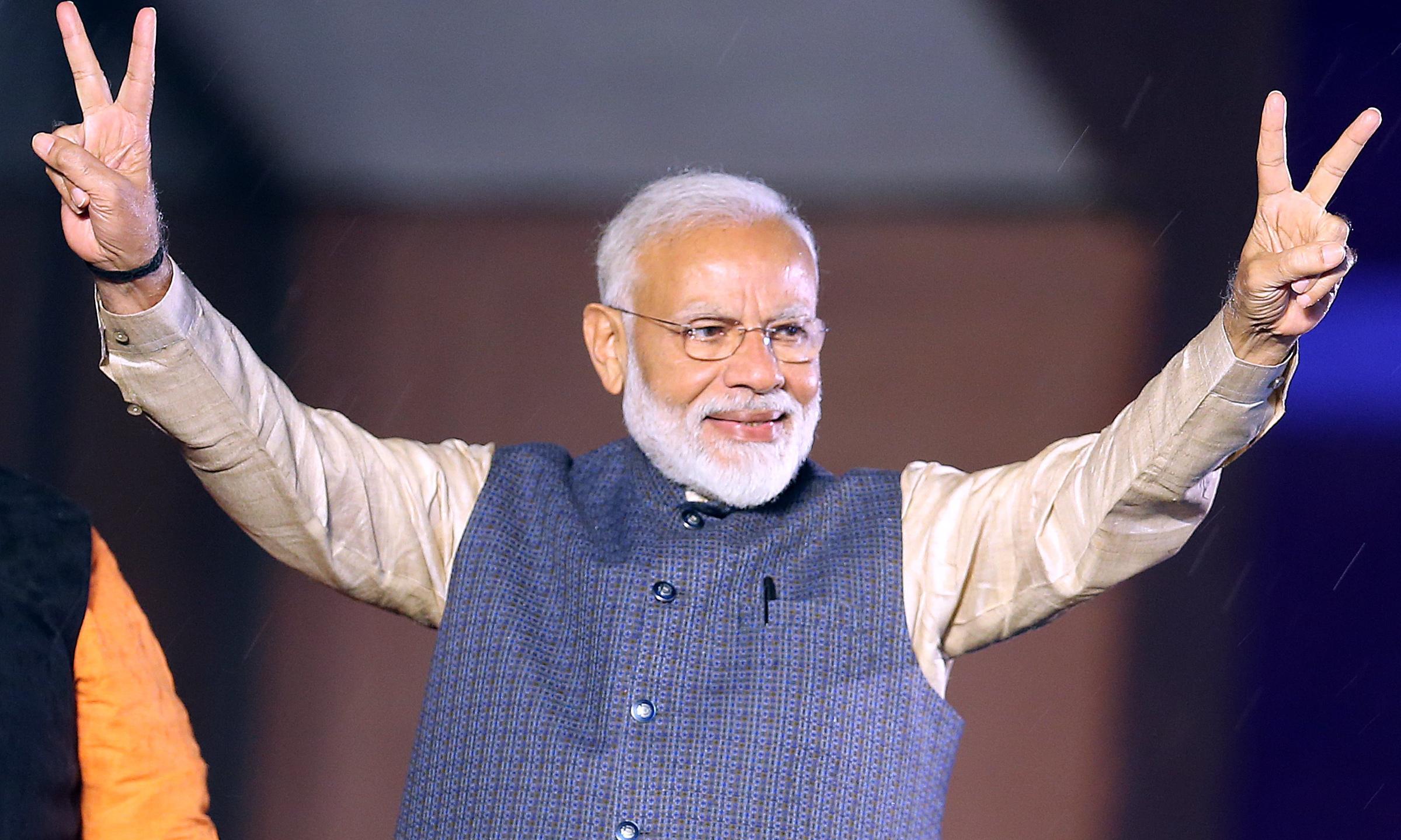 Narendra Modi and identity politics