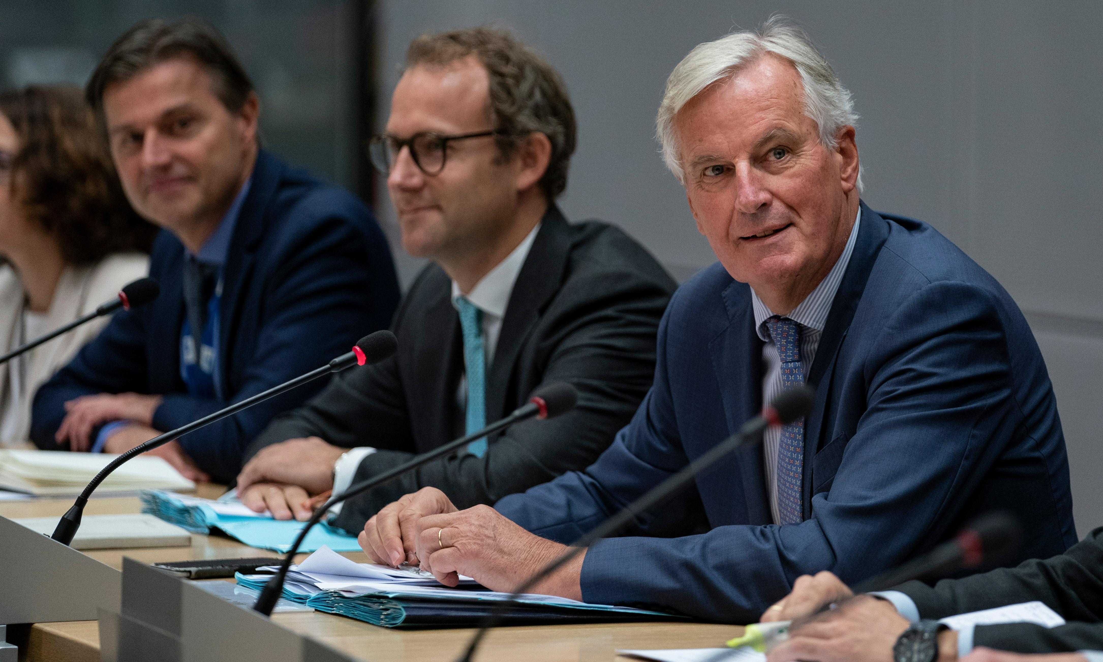 Talks 'going backwards' as UK asks EU to keep its proposals secret