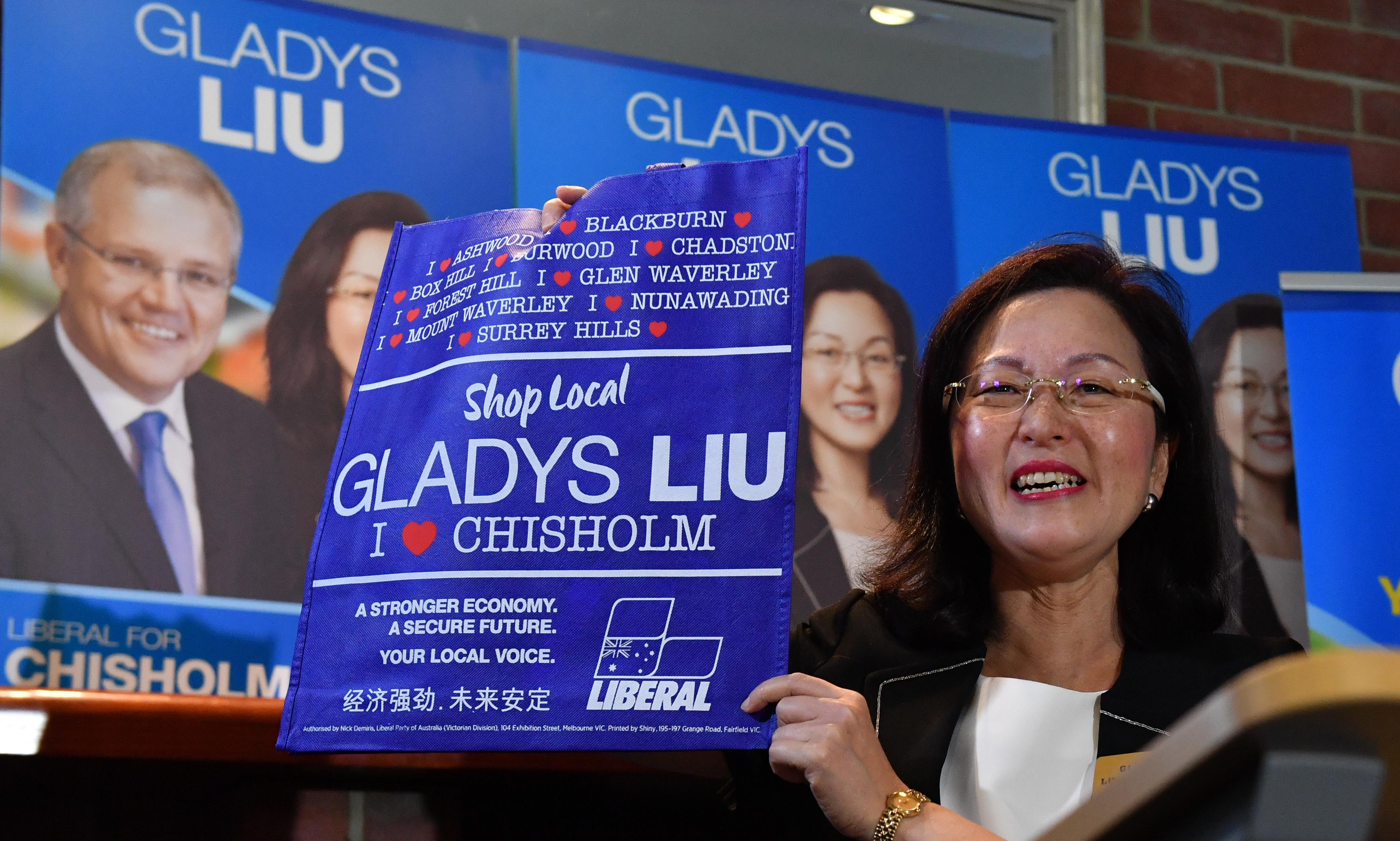 Liberal candidate Gladys Liu shouldn't throw our community under the bus for political gain