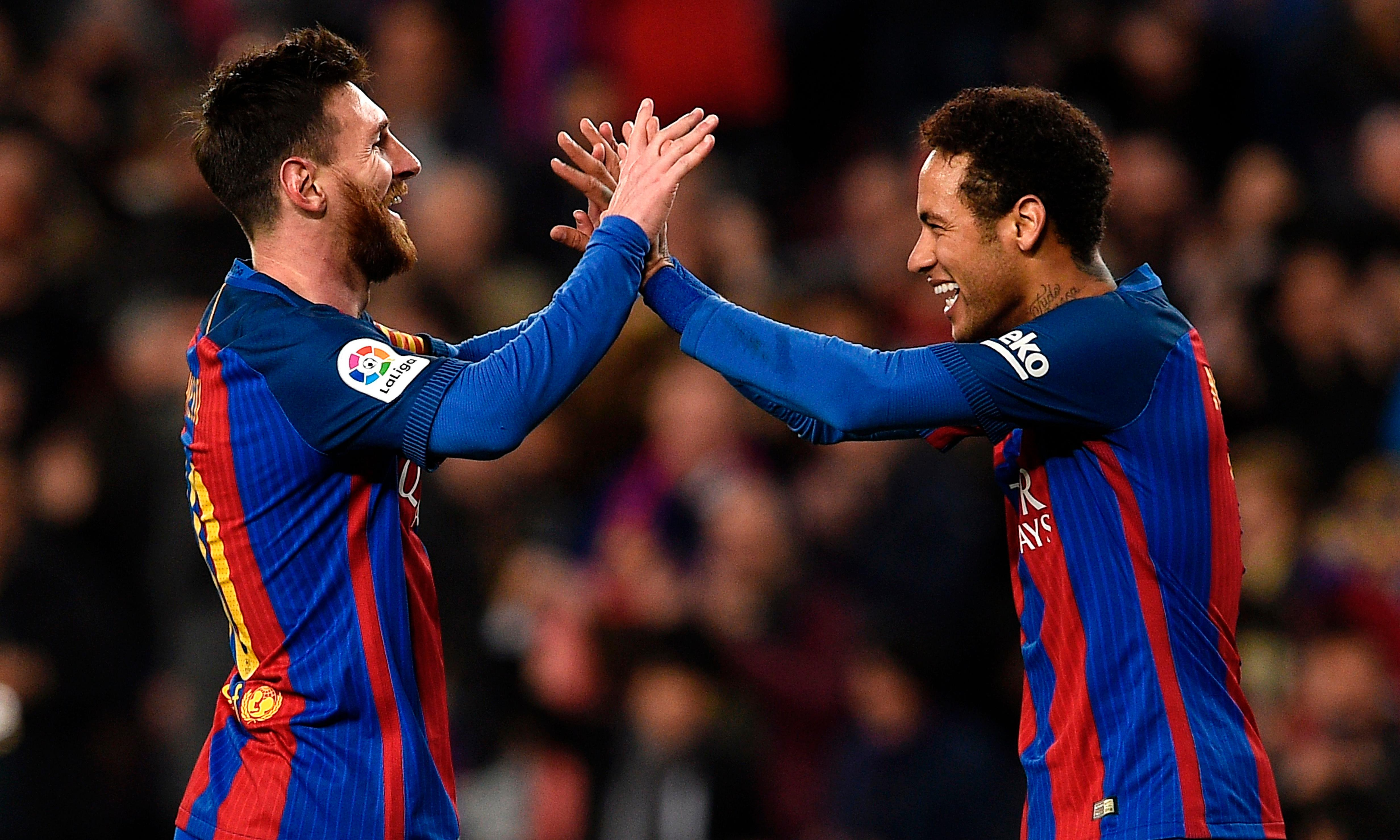Lionel Messi admits he 'would have loved' Neymar to return to Barcelona