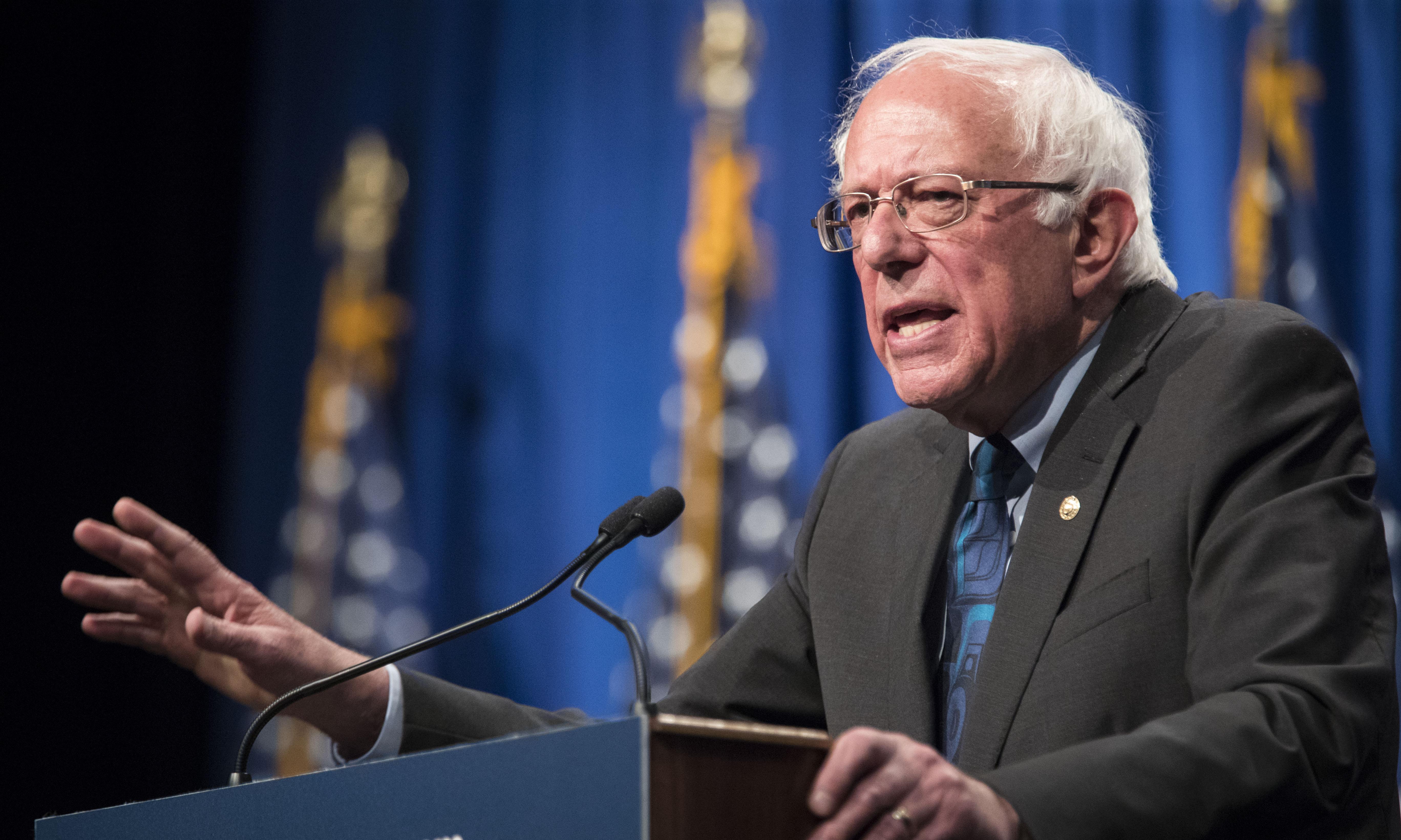Bernie Sanders just made a brilliant defense of democratic socialism