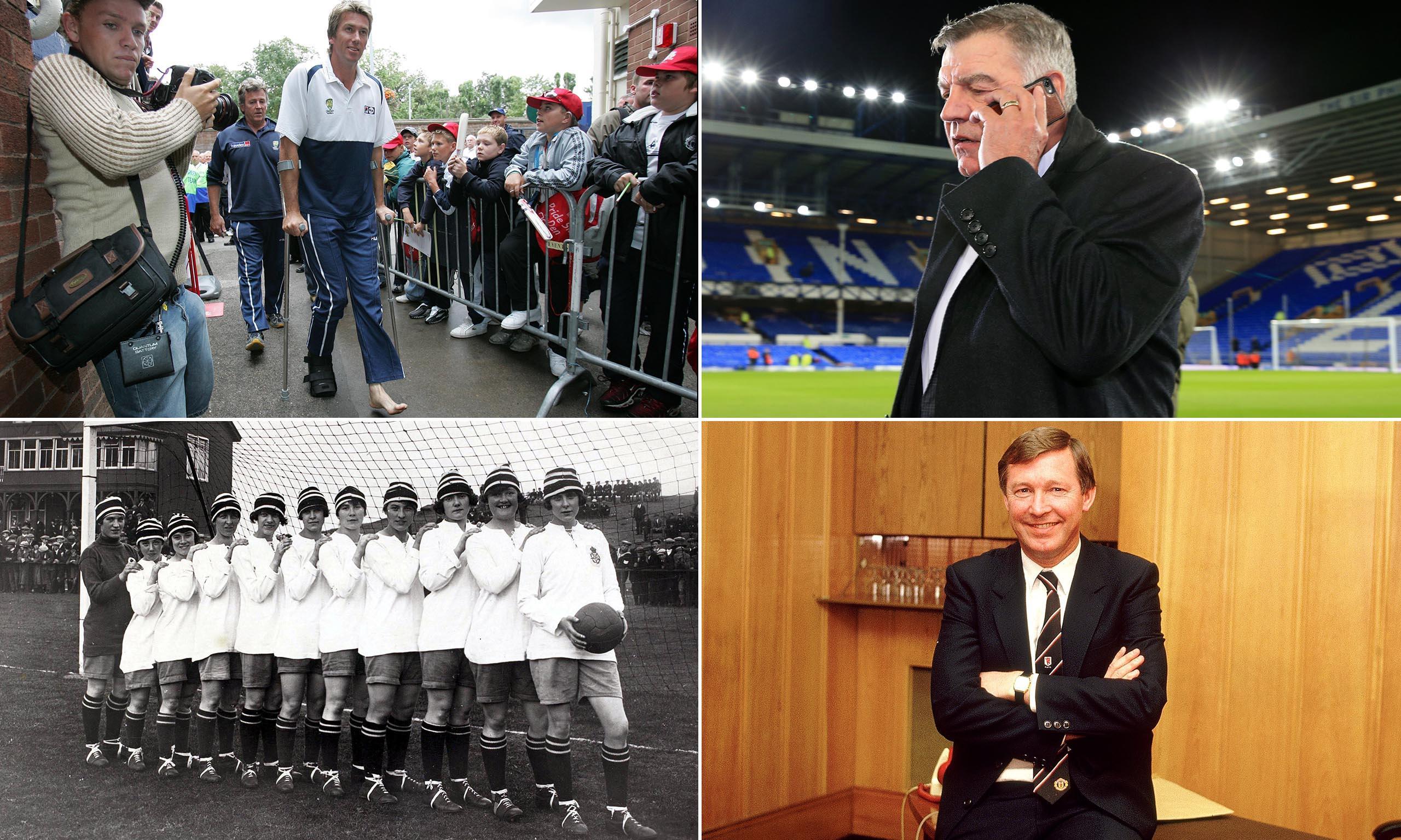 The Joy of Six: sporting 'sliding doors' moments