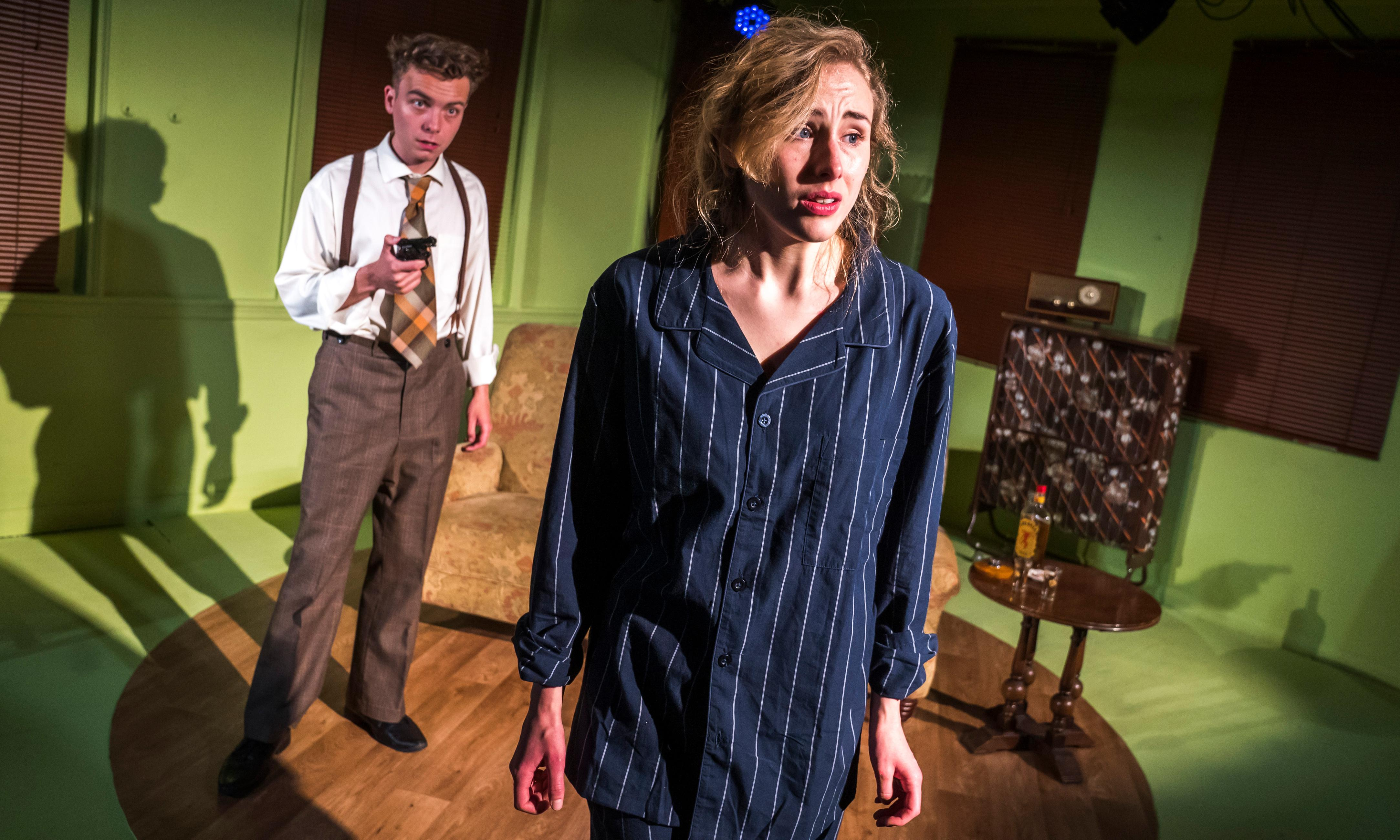 Garry review – murder and sexual torment trigger stellar pub theatre