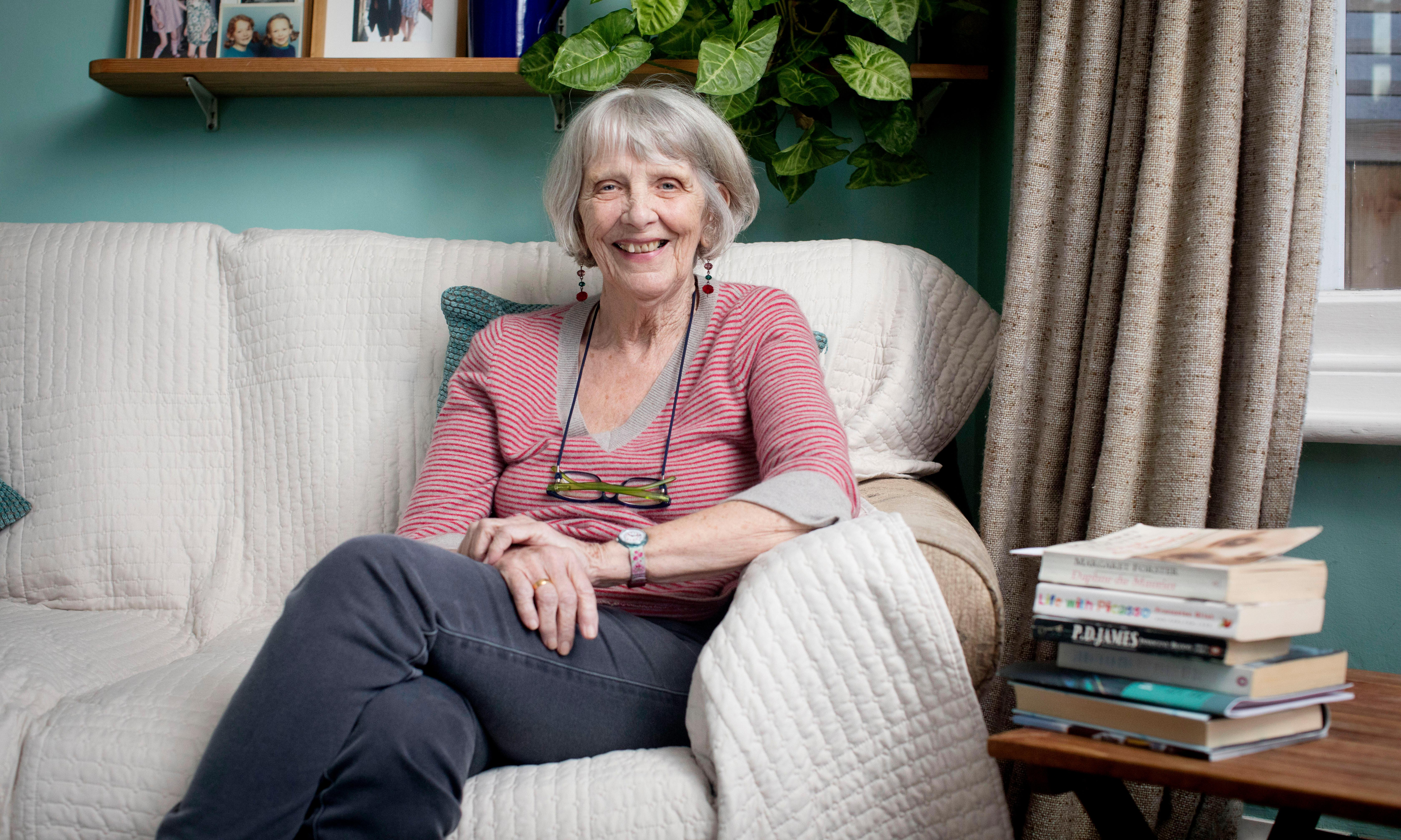 'I'm 78 on an £18,000 income and live a very good life in London'