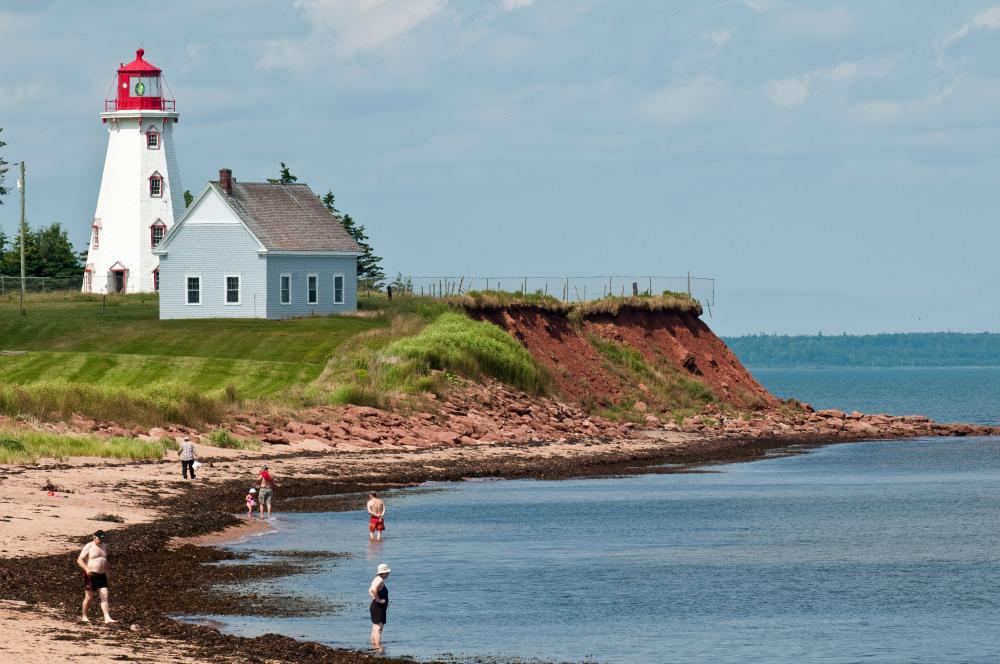 Kết quả hình ảnh cho The golden sands off Nova Scotia