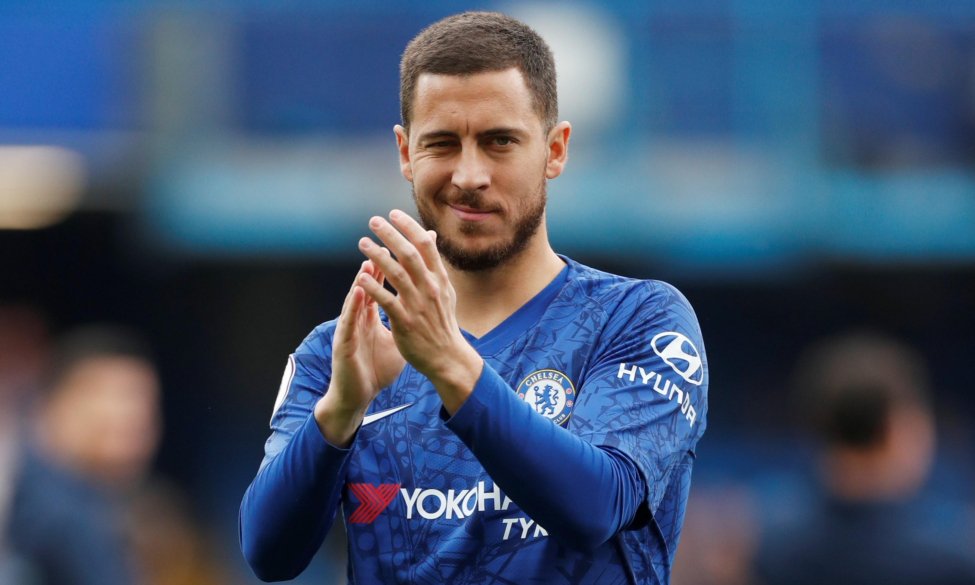 Chelsea's waltzing wizard Eden Hazard hopes for one last dance
