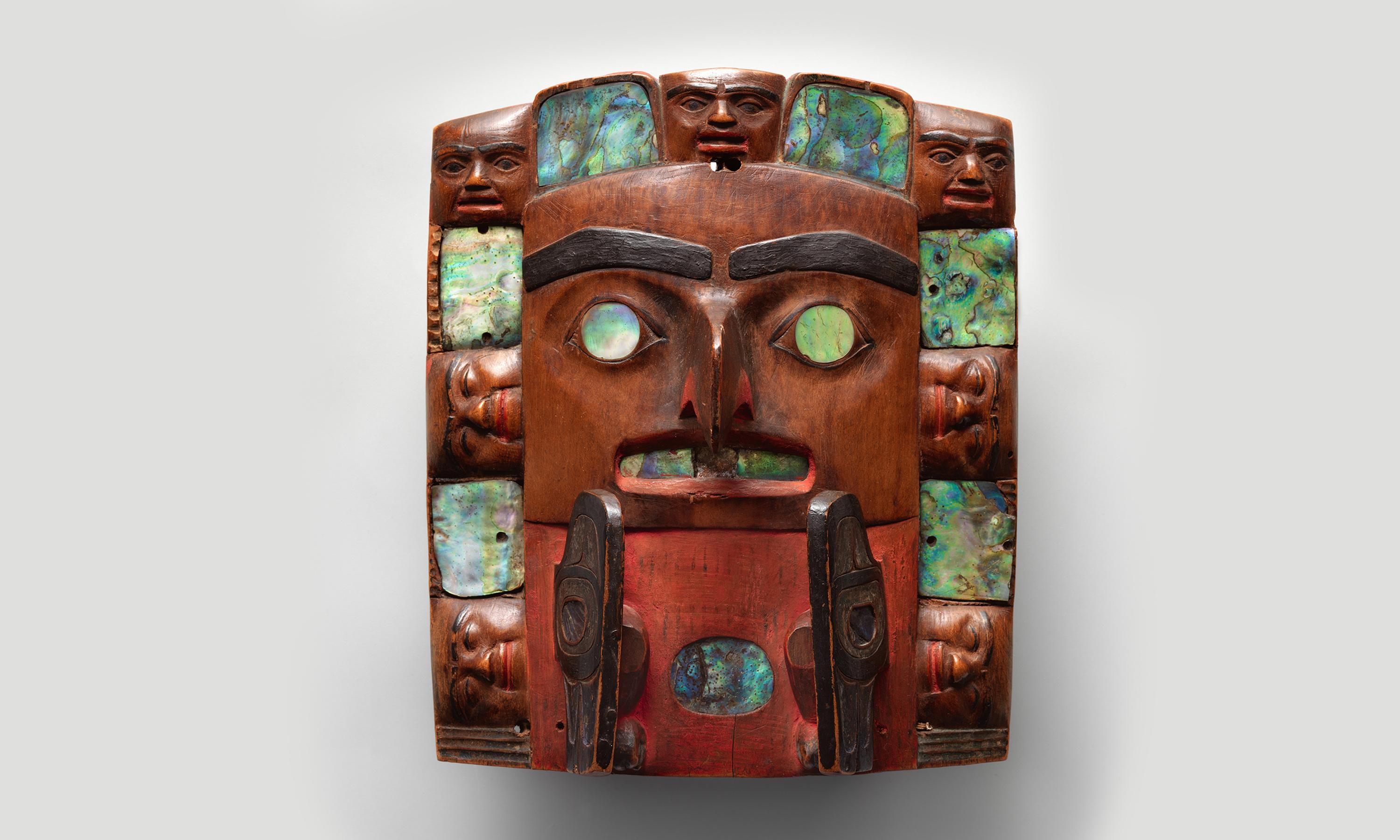 'These aren't extinct cultures' – indigenous art gets a stage at the Met