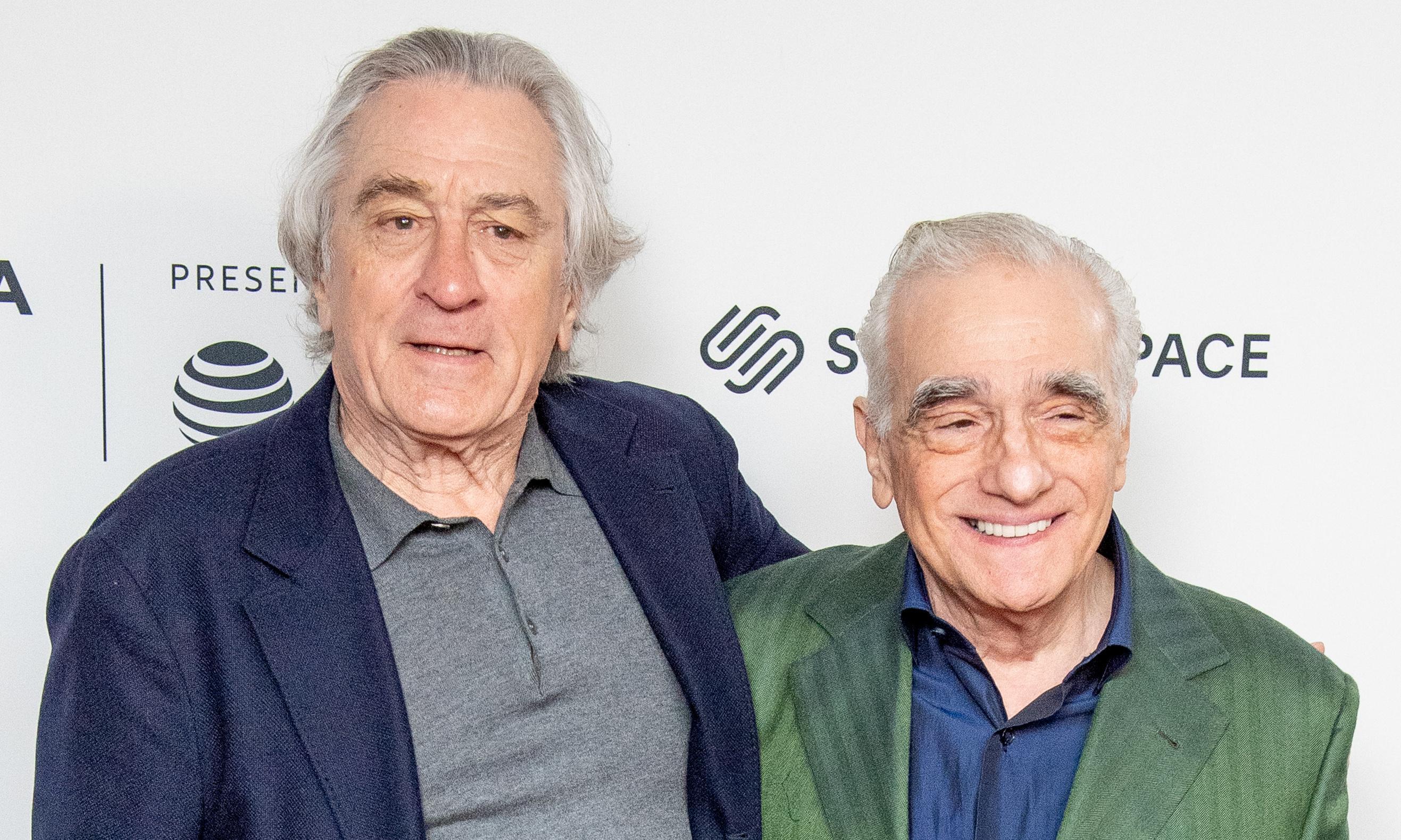 Robert De Niro and Martin Scorsese team up again on 'Osage murders' film