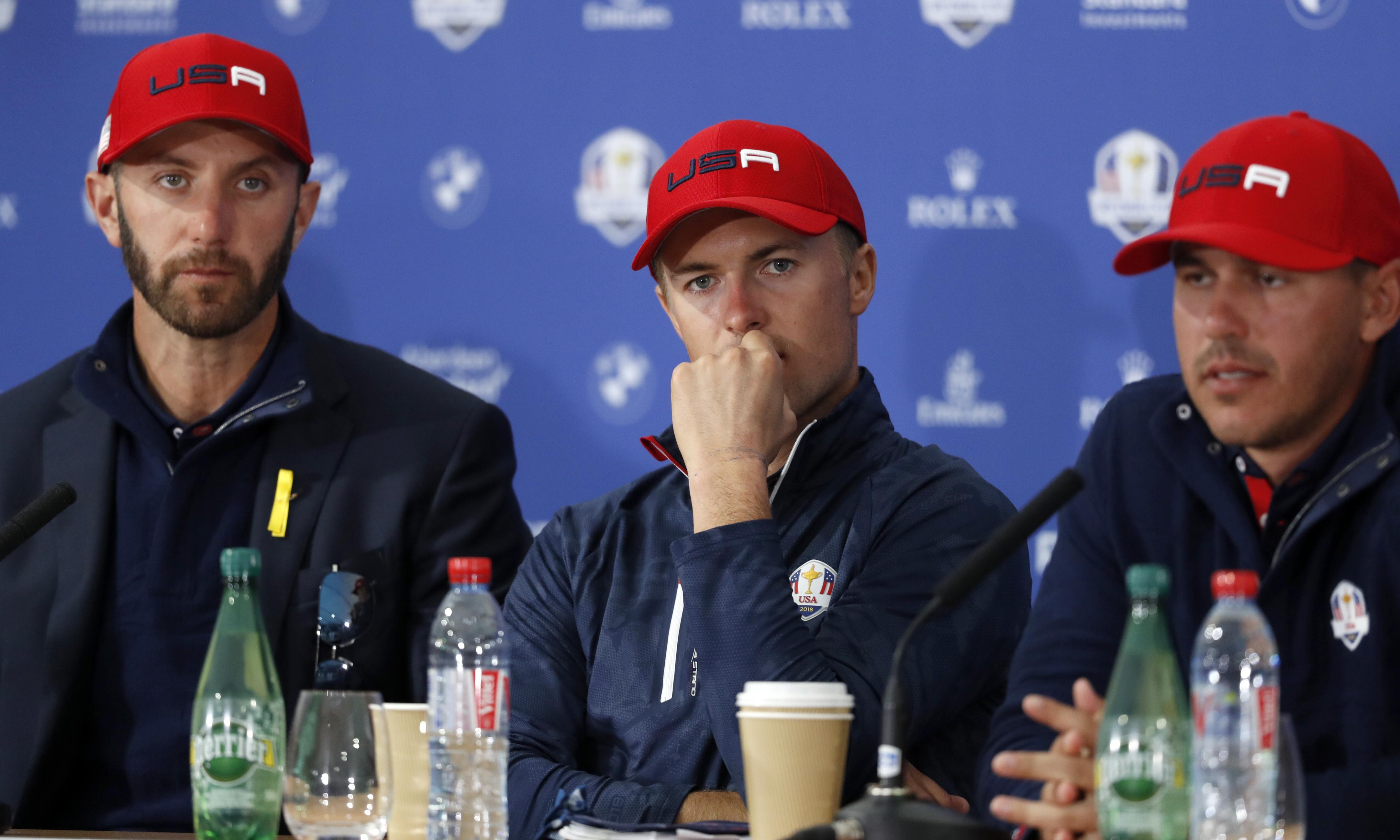 'They laid down and took the beating': US media react to Ryder Cup defeat