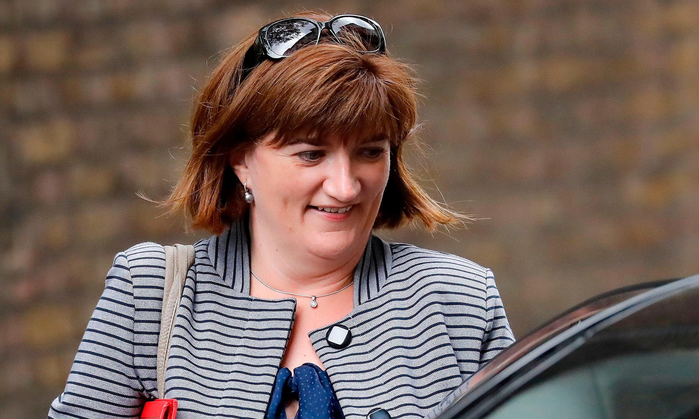 Nicky Morgan says she would vote to remain in EU in a second referendum