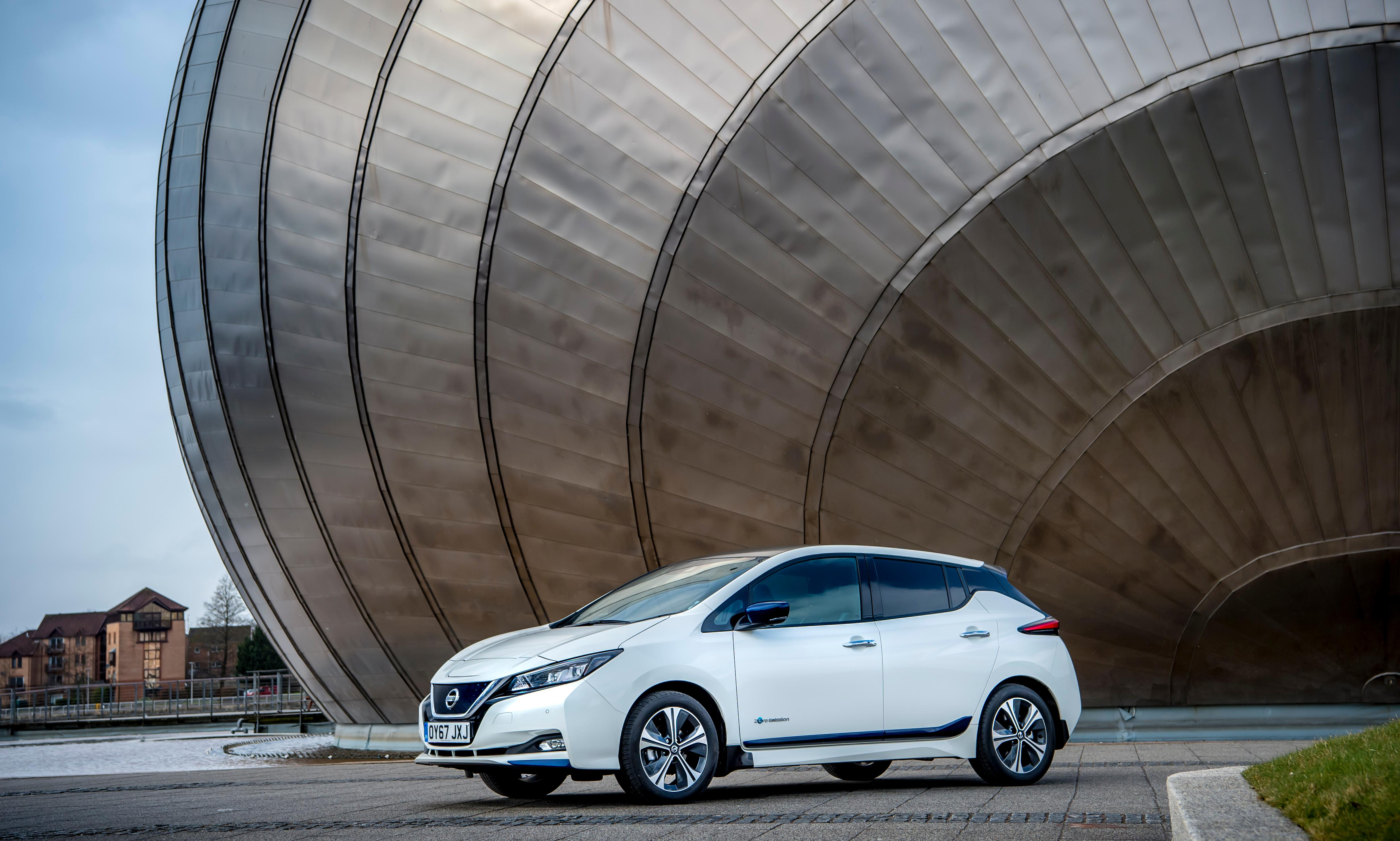 Nissan Leaf: 'Much more than simply a car with an electric motor'
