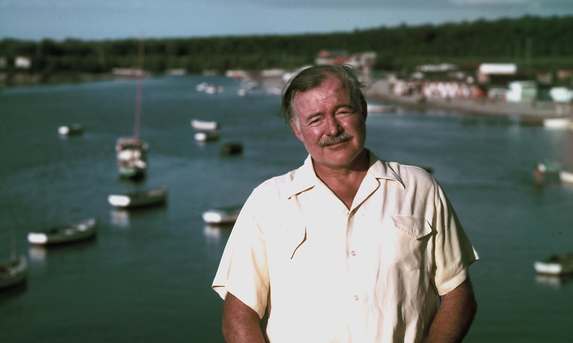 Did Ernest Hemingway copy his friend's ideas for Cuban classics?