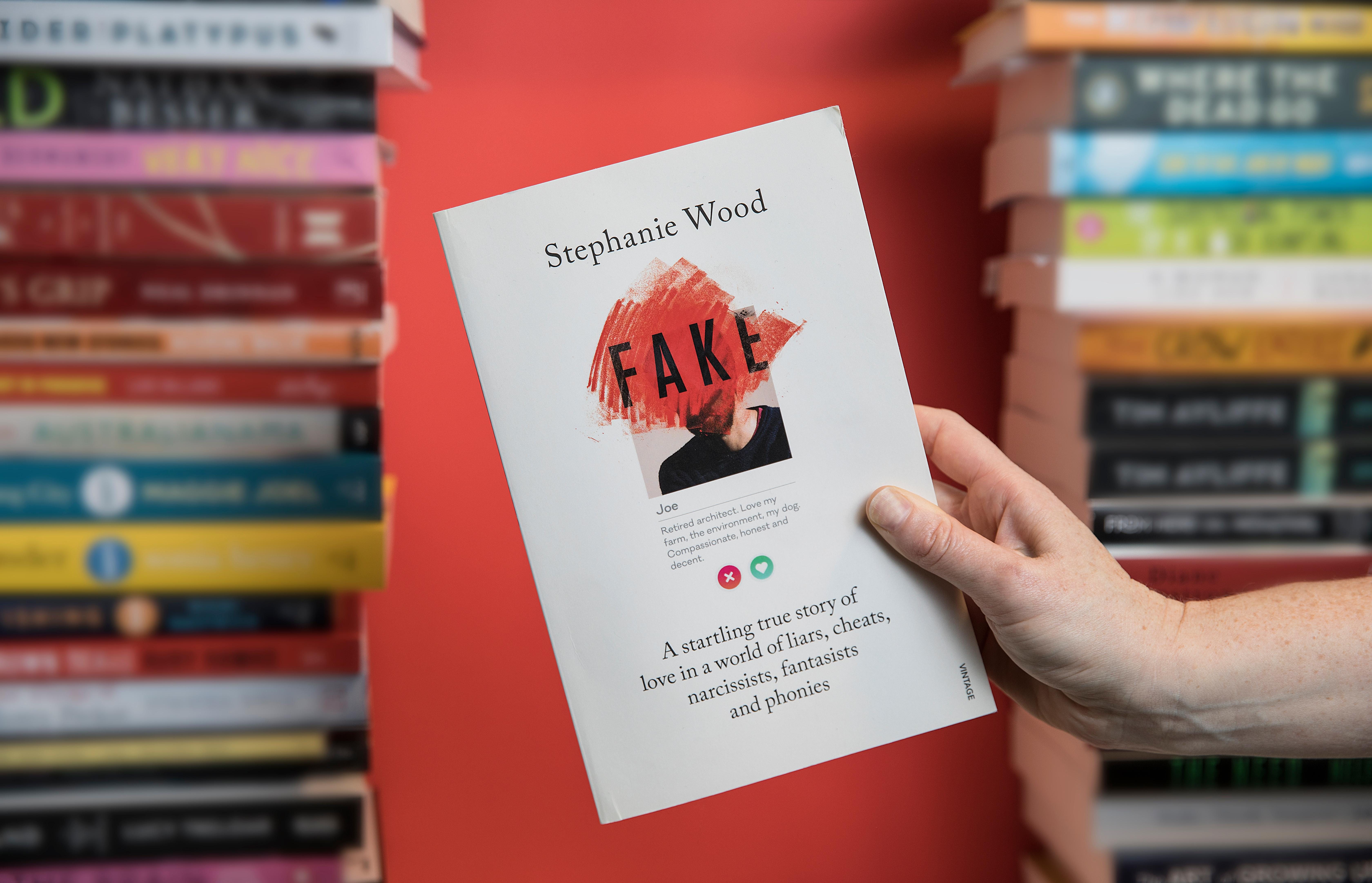 Fake by Stephanie Wood review – unmissable tale of love, lies and revelation