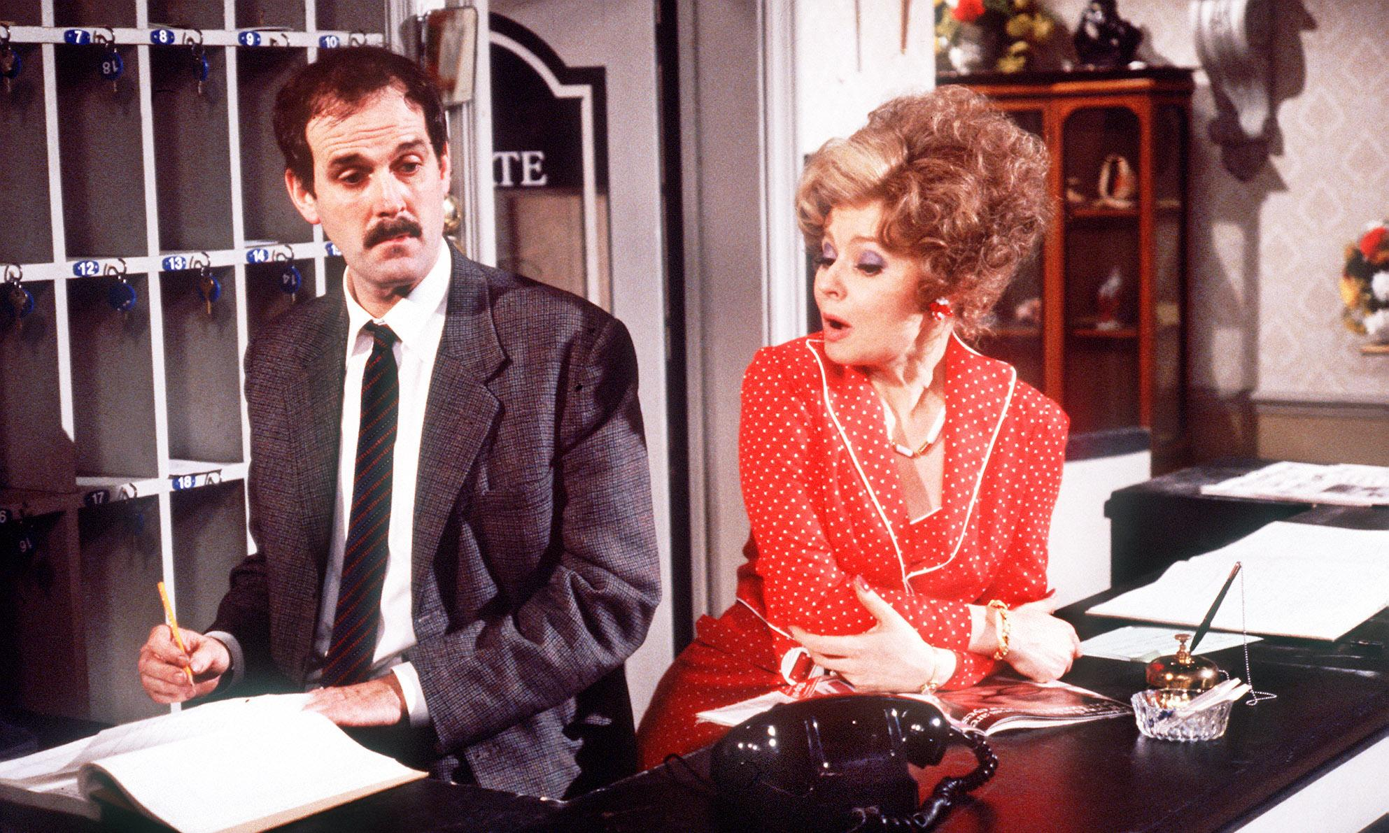 Fawlty Towers named greatest ever British TV sitcom