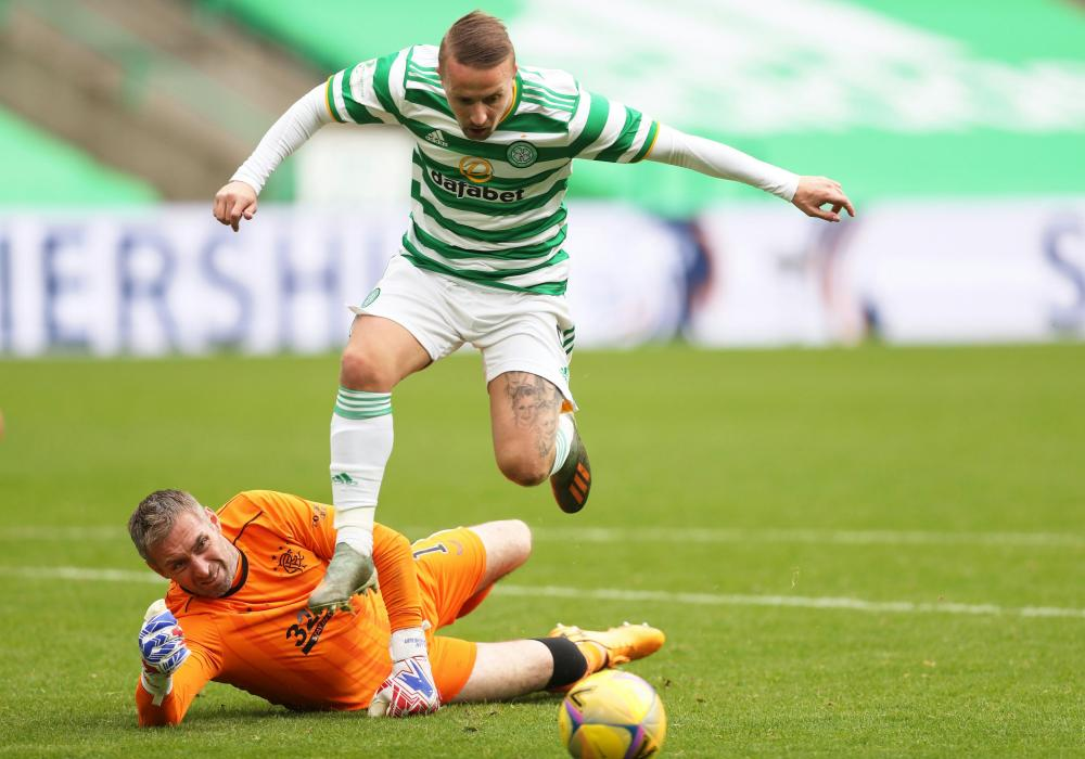 McGregor shuts out Griffiths