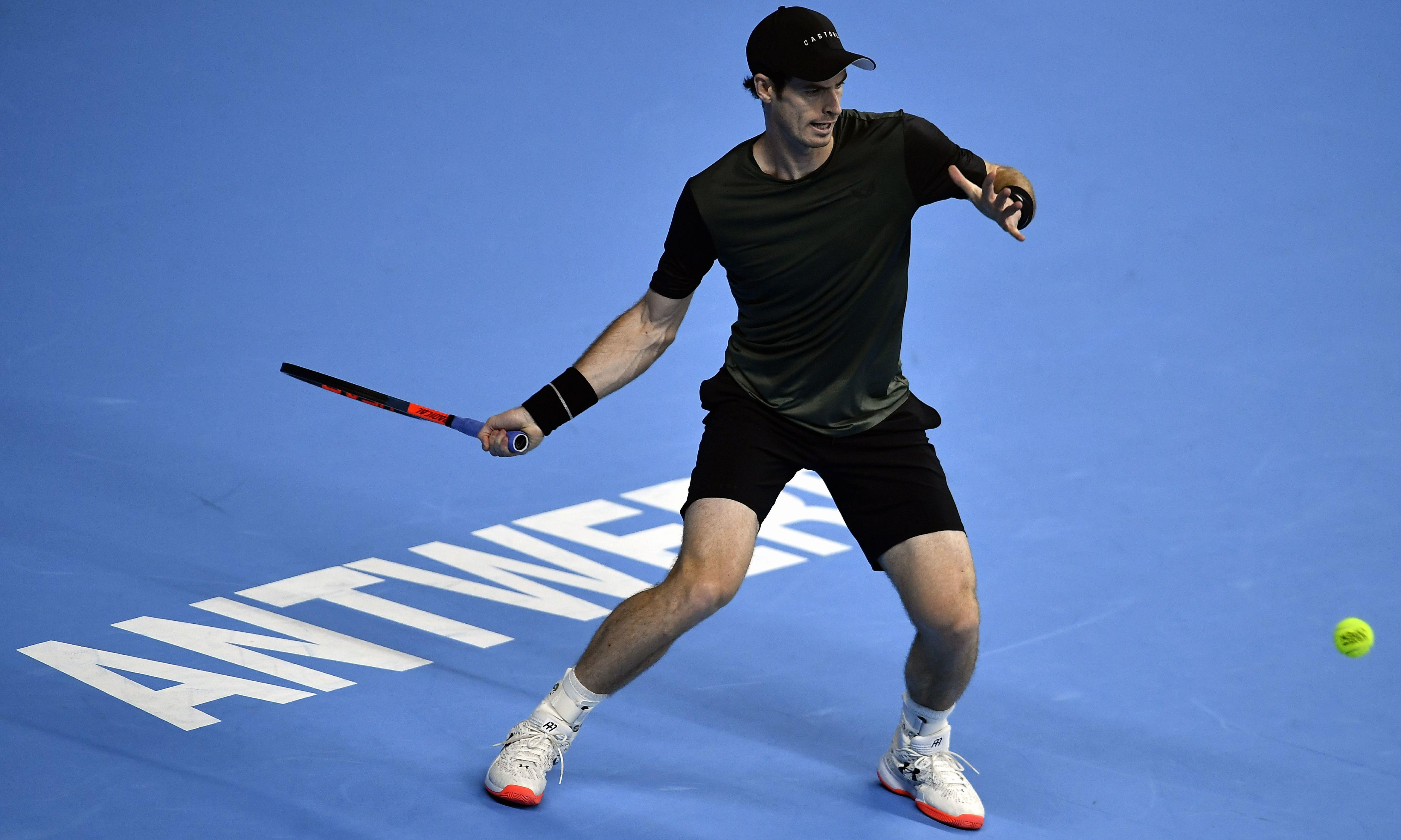 Andy Murray wins first ATP Tour match in Europe for 16 months