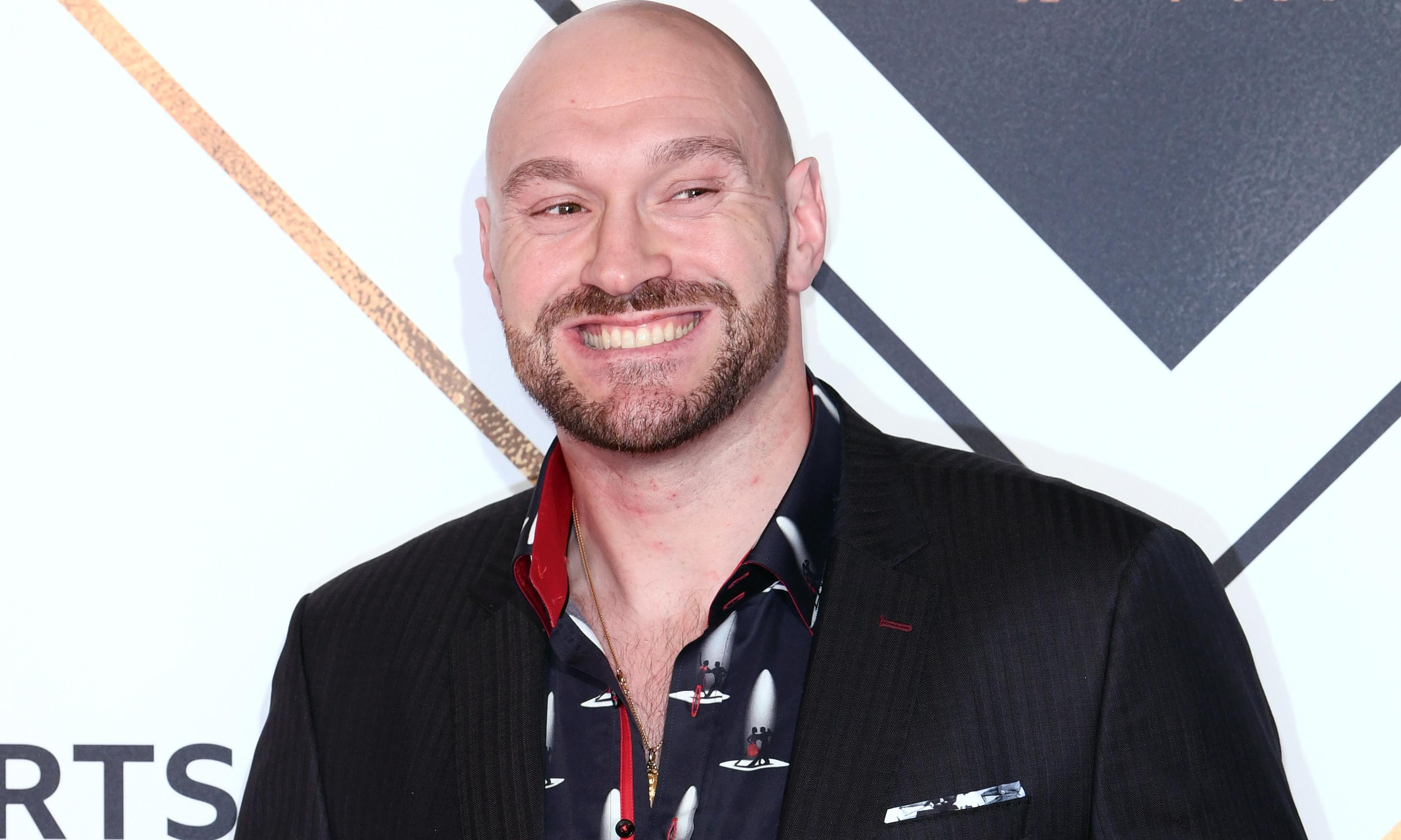 Tyson Fury is no angel but he should have been on the Spoty shortlist