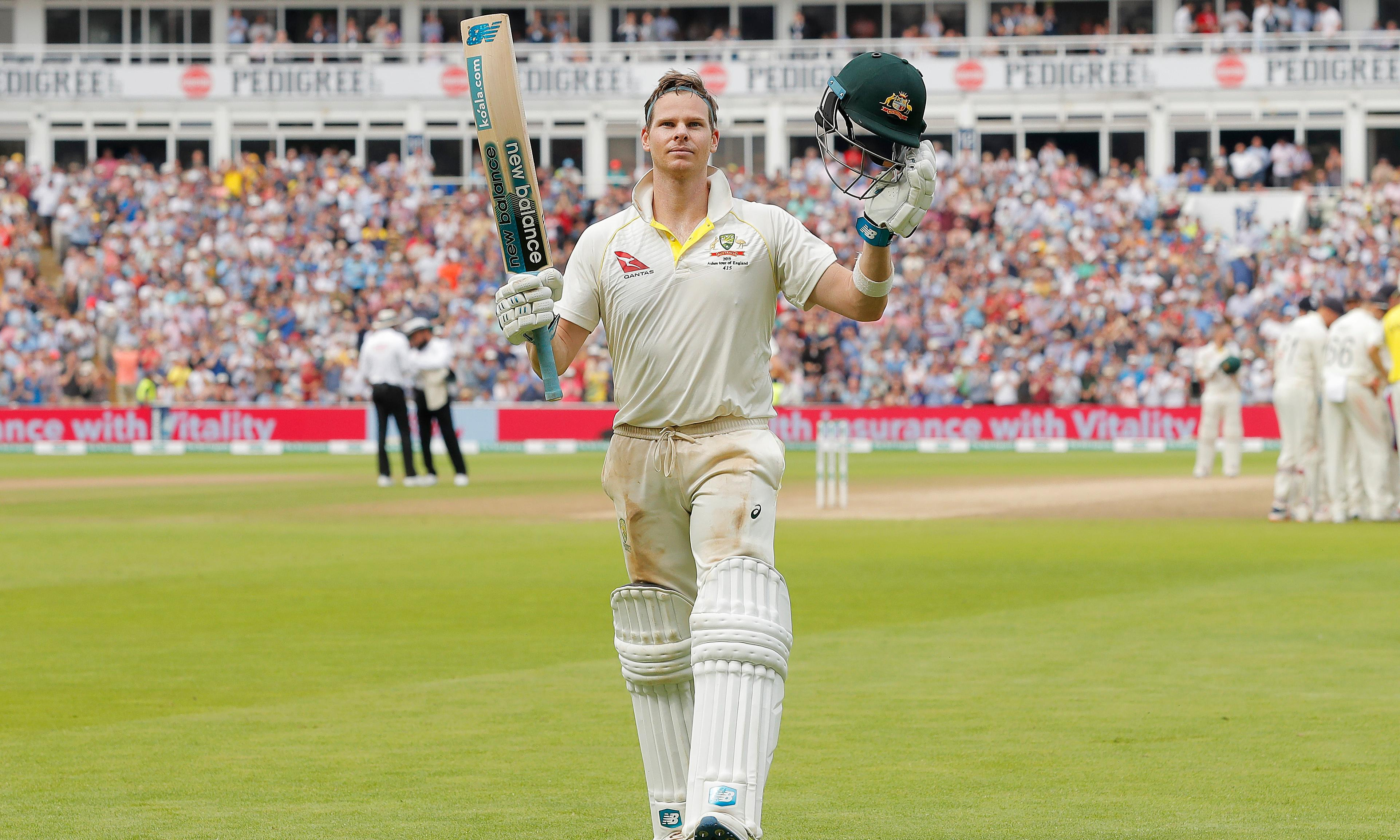 Steve Smith bats in space of his own, no historical comparison required
