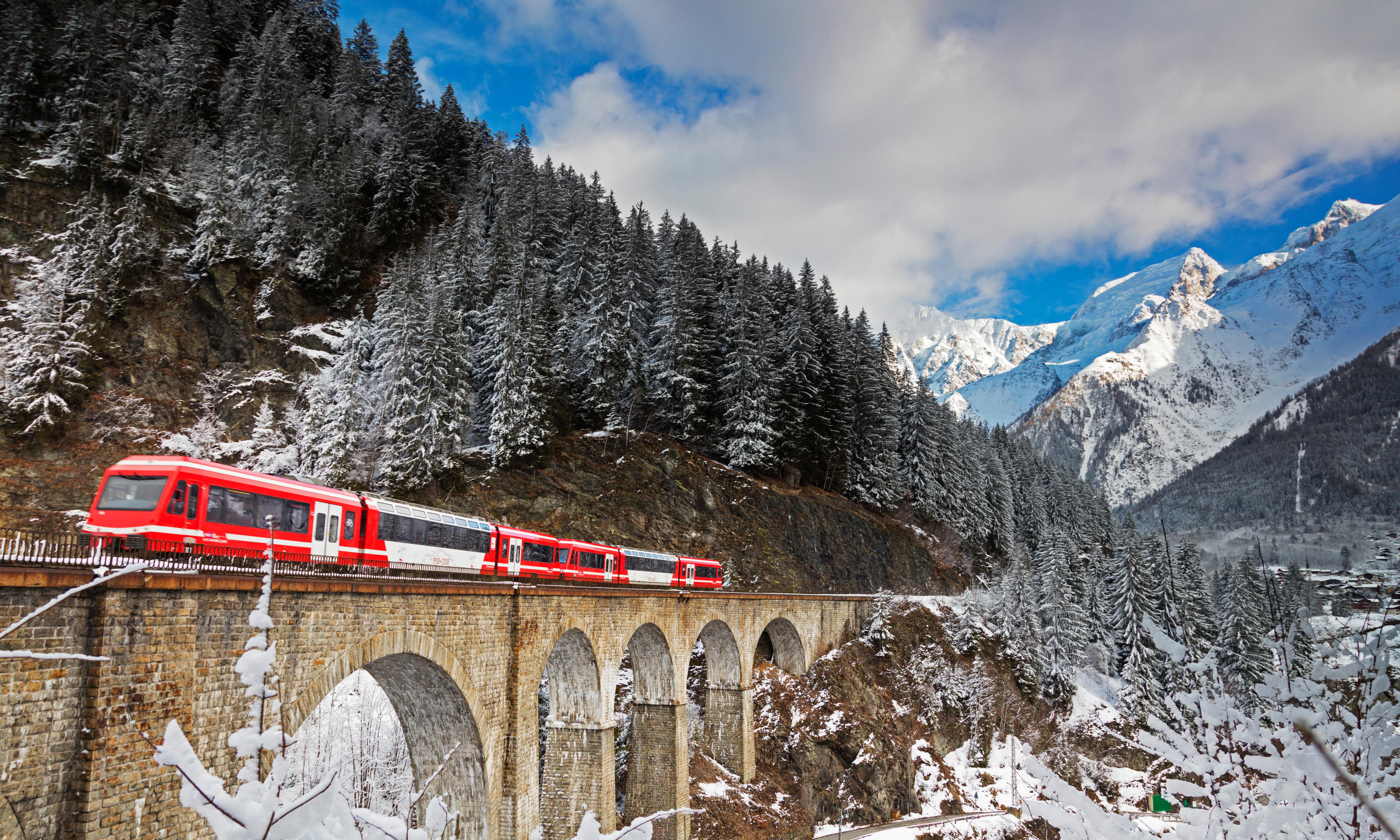 10 of Europe's best rural train journeys
