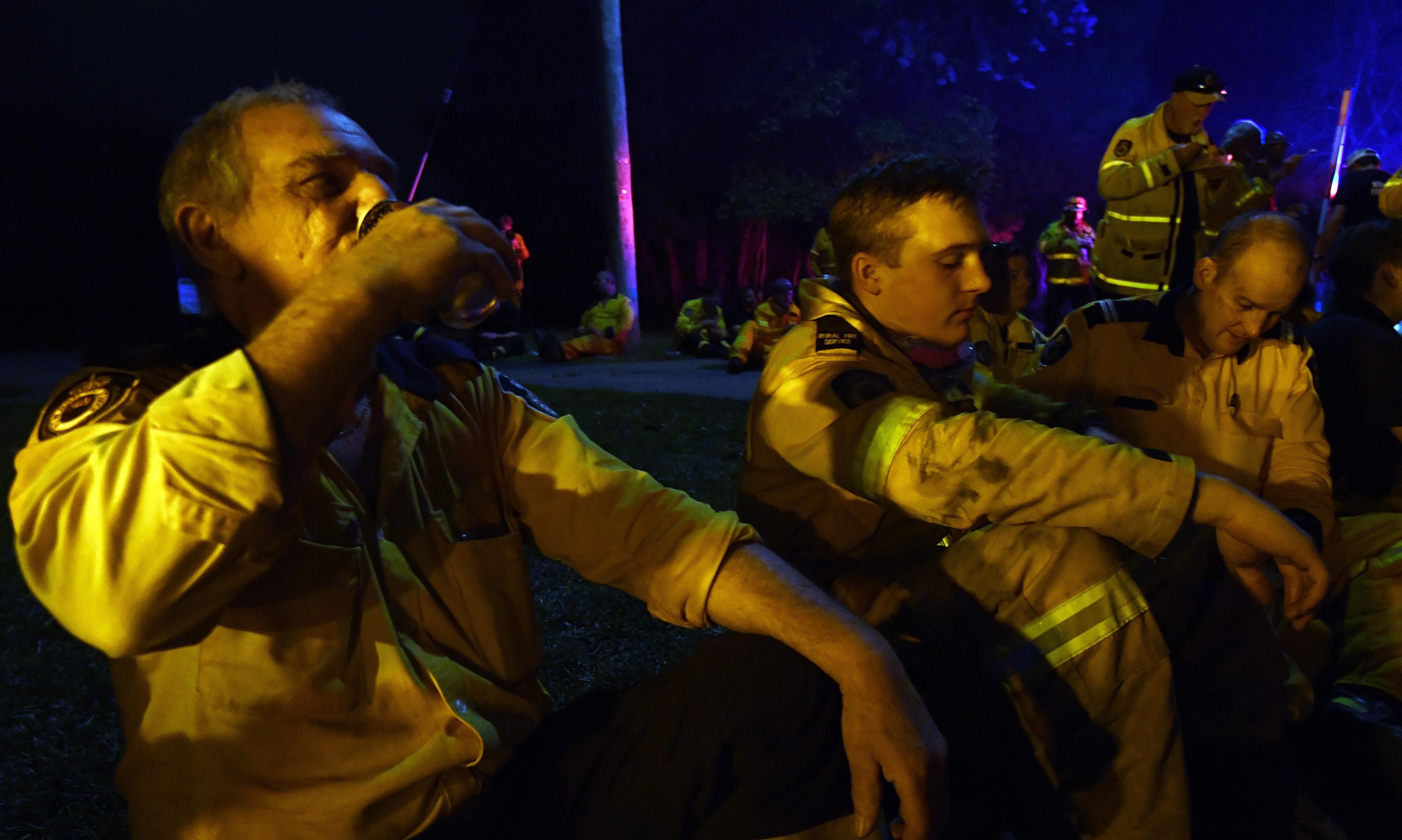 'Victoria isn't burning, but it will': Australia's fire chiefs fear fatigue will take terrible toll