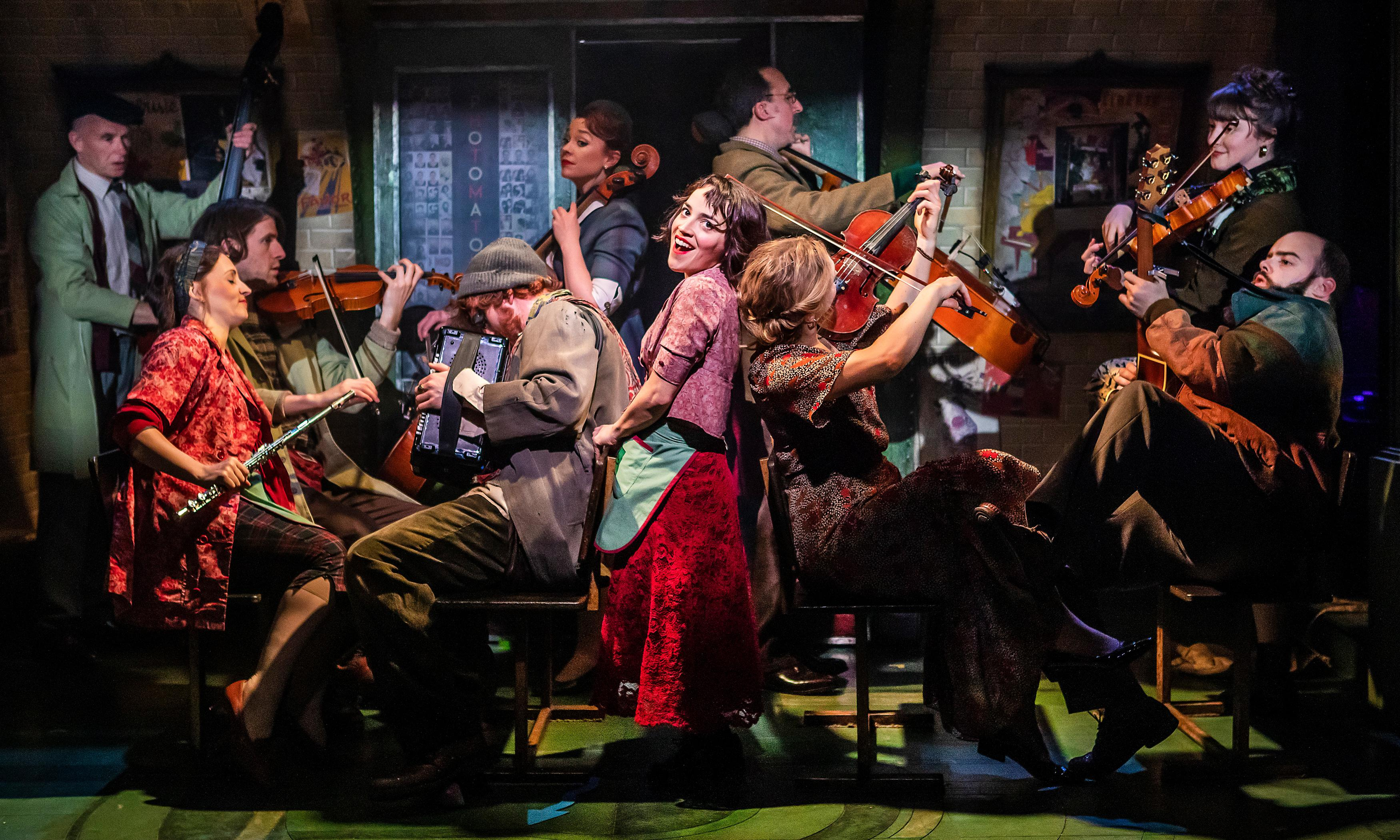 Amélie the Musical review – a rocking realisation of the film