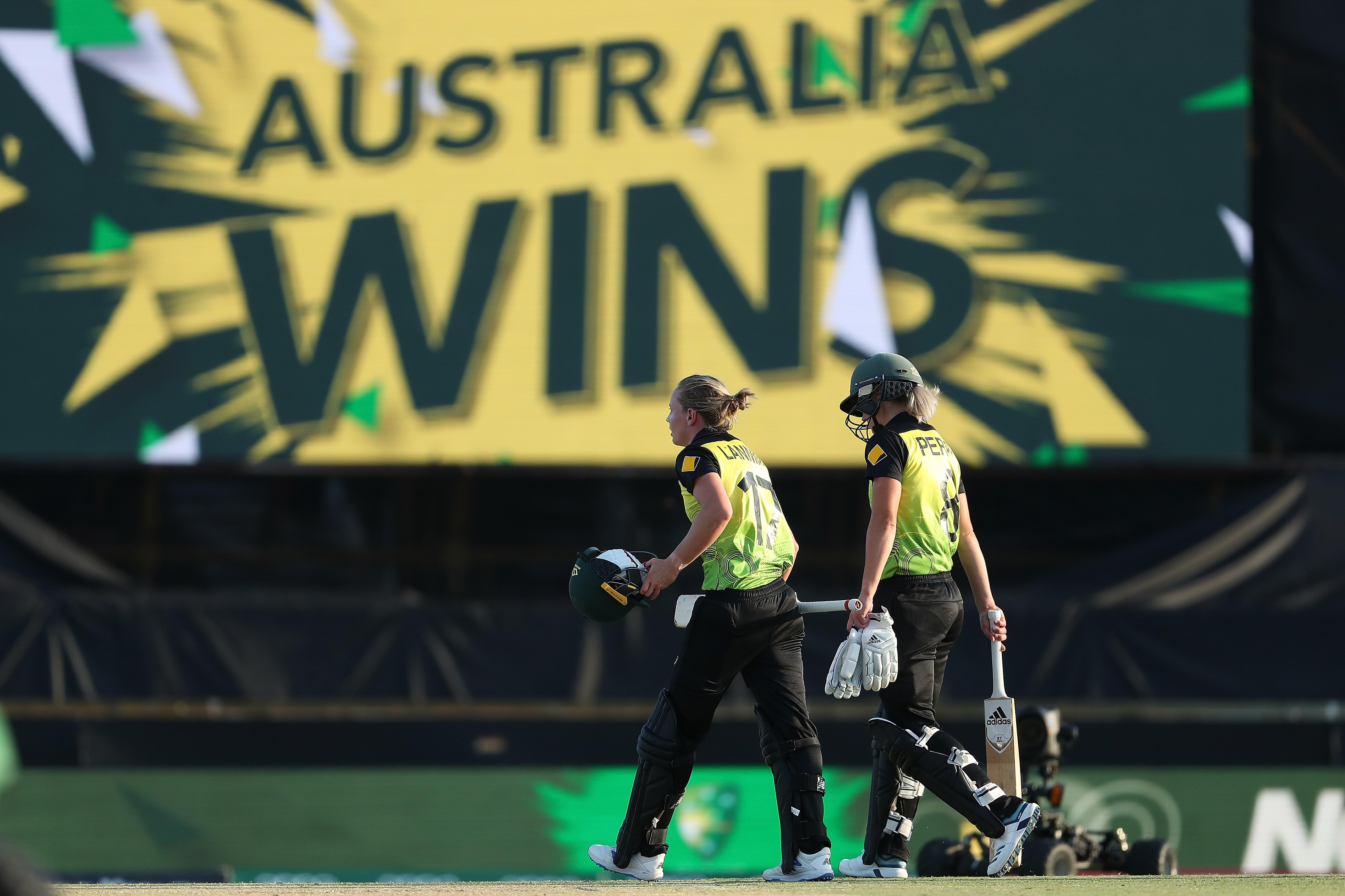 Palpable sigh of relief sweeps Australia as T20 World Cup hosts survive scare