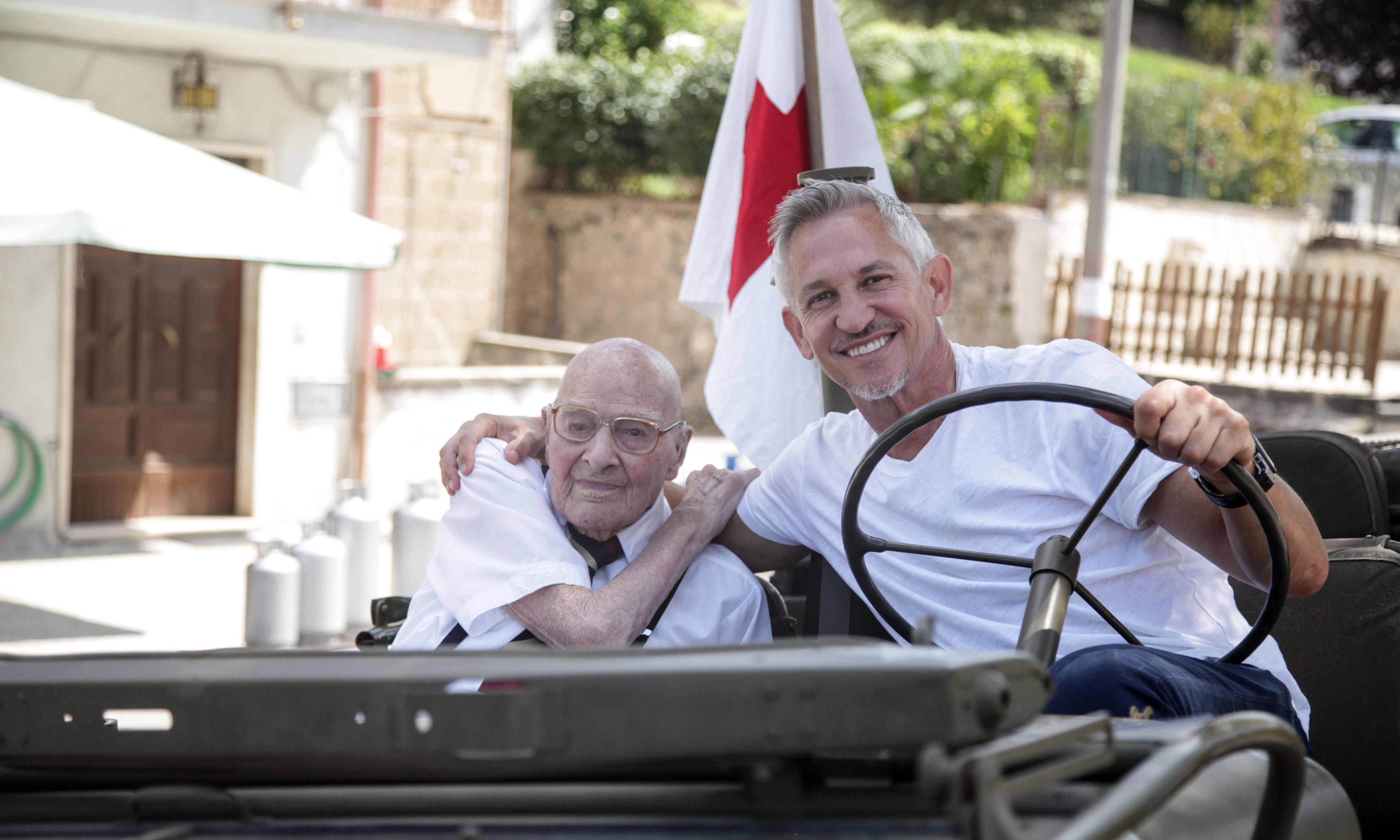 TV tonight: Gary Lineker discovers his grandad's wartime experiences