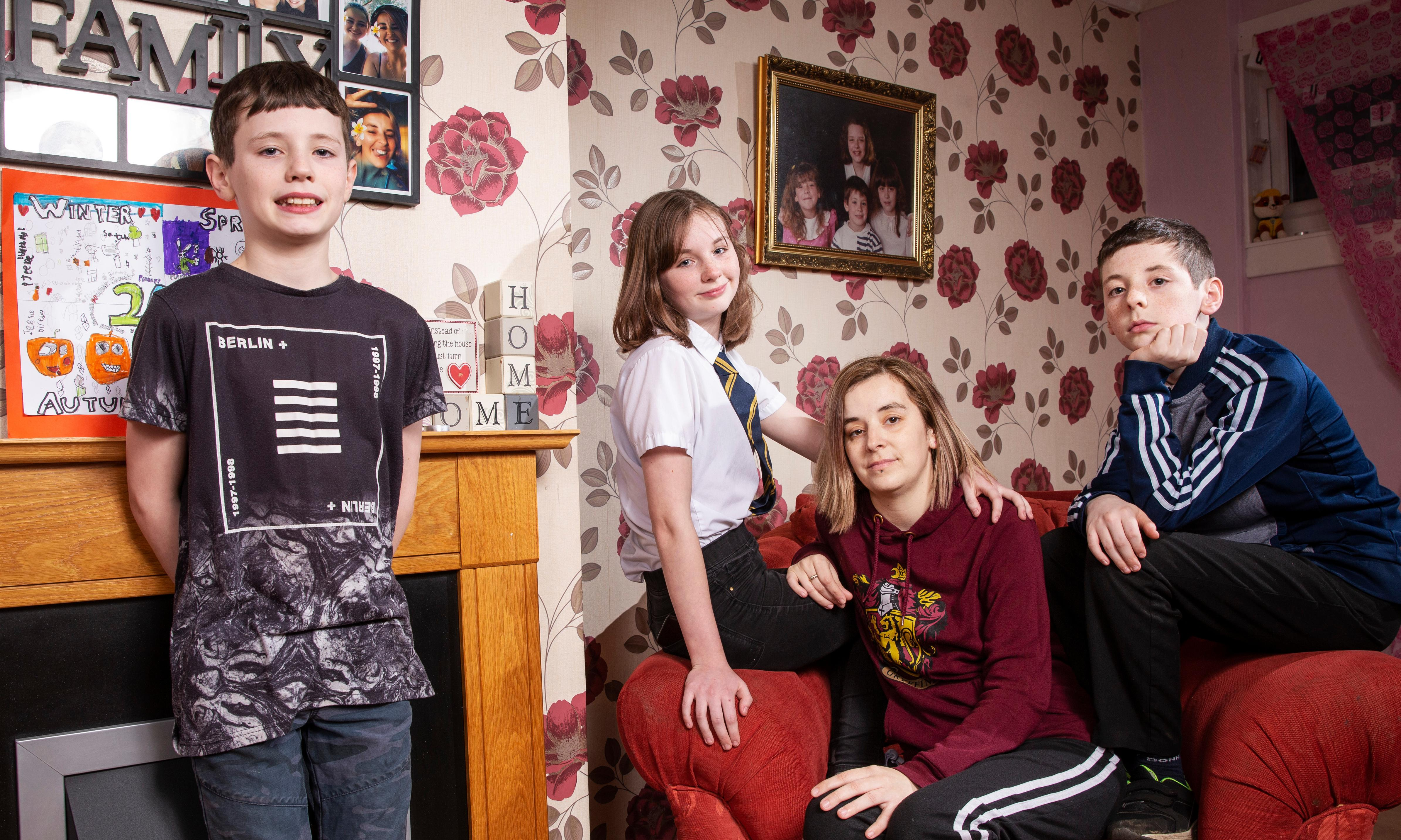 How we live together: 'I don't remember Dad. I was only three when he died'