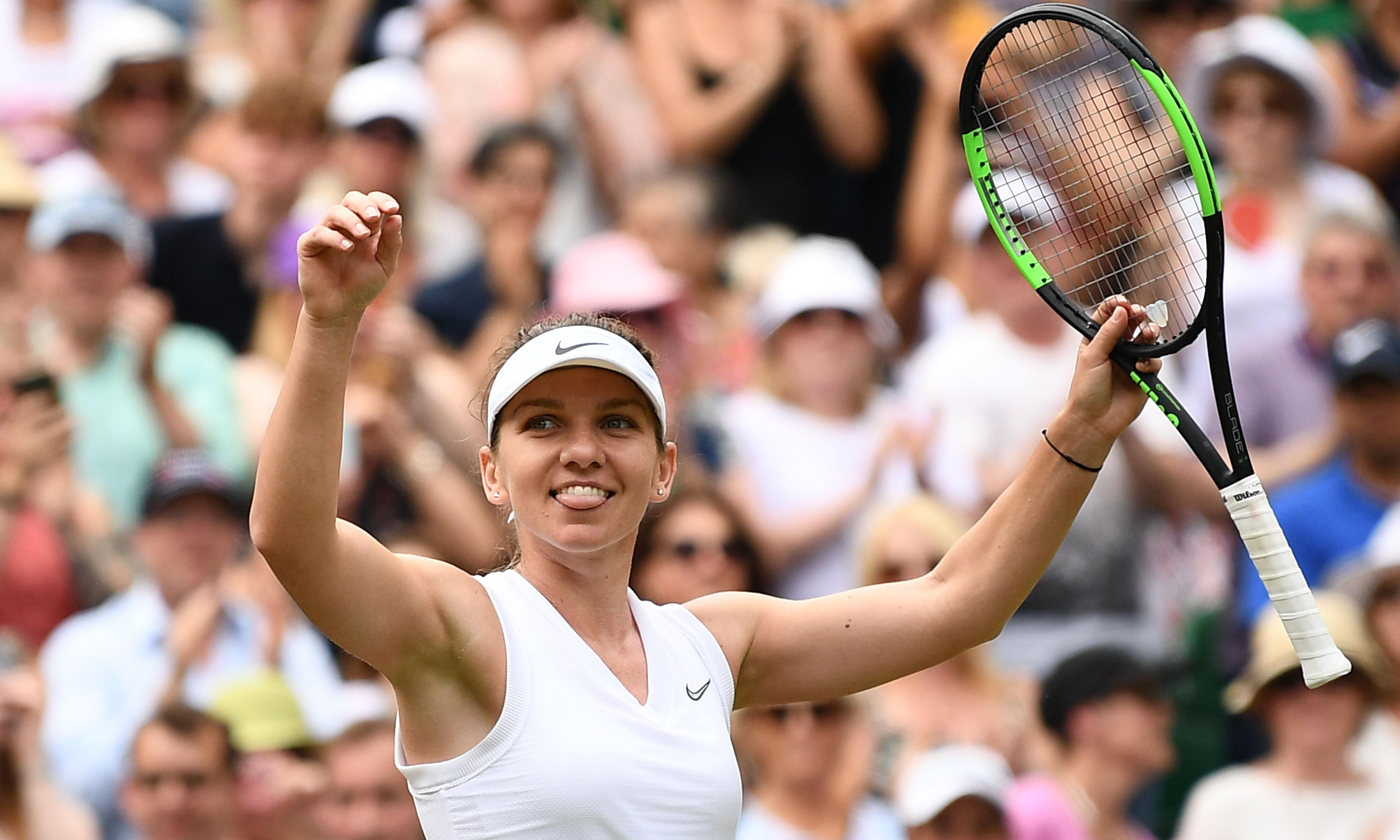 Wimbledon 2019: Halep 'desperate' for title after semi-final win over Svitolina