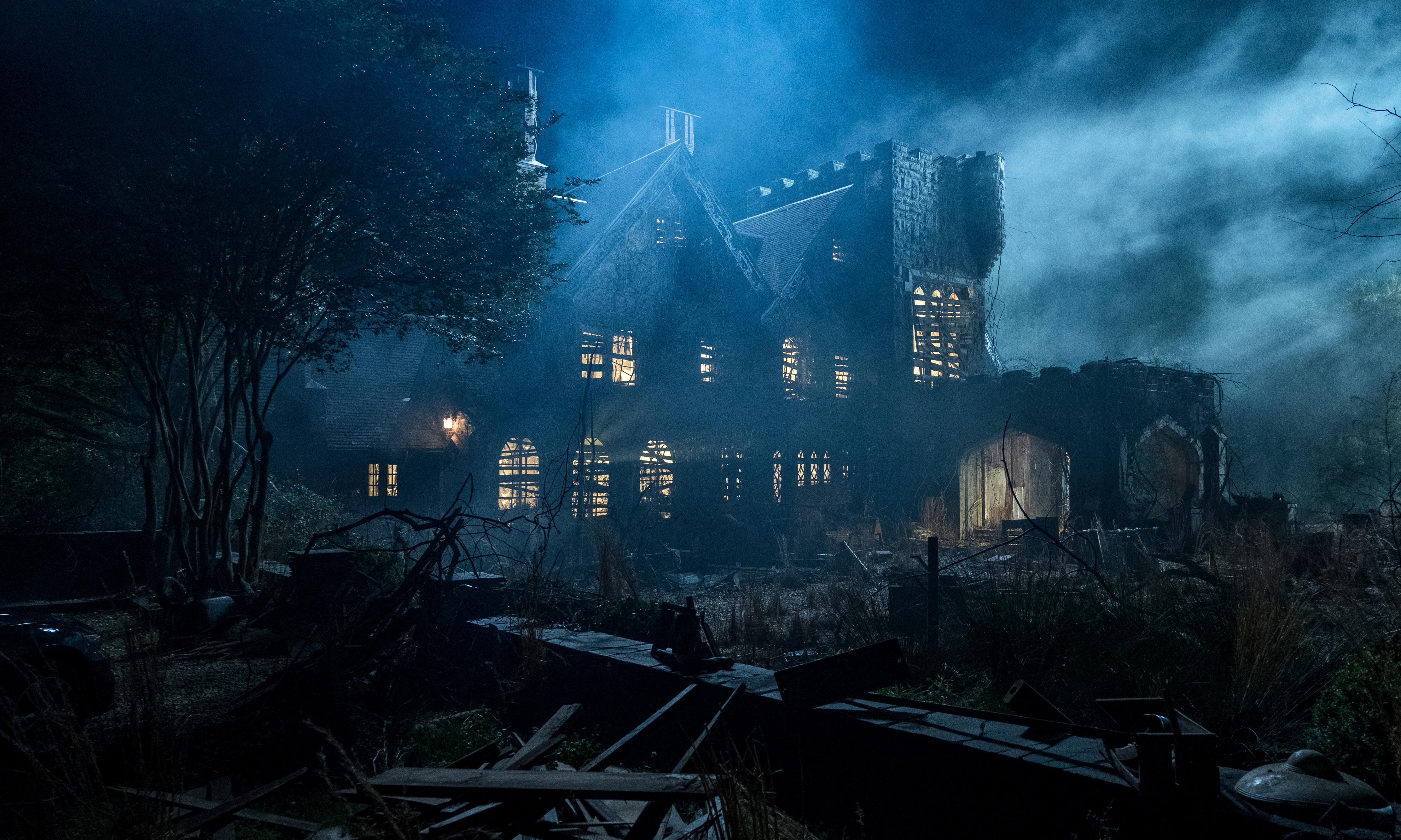 Agoraphobia and an unhappy marriage: the real horror behind The Haunting of Hill House