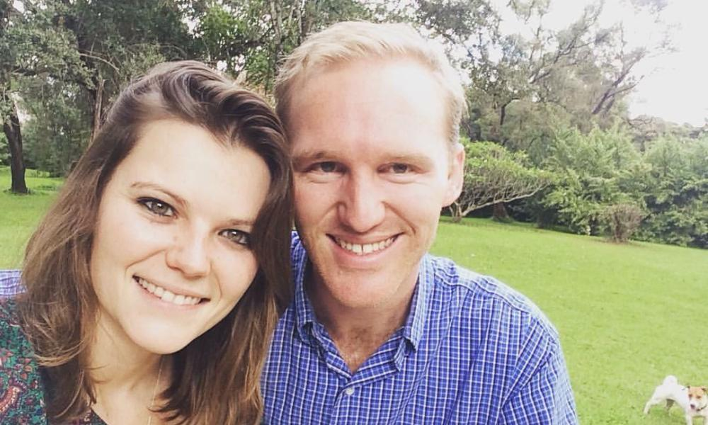 Cory Smit and Vanessa Knight are now living in Kenya.