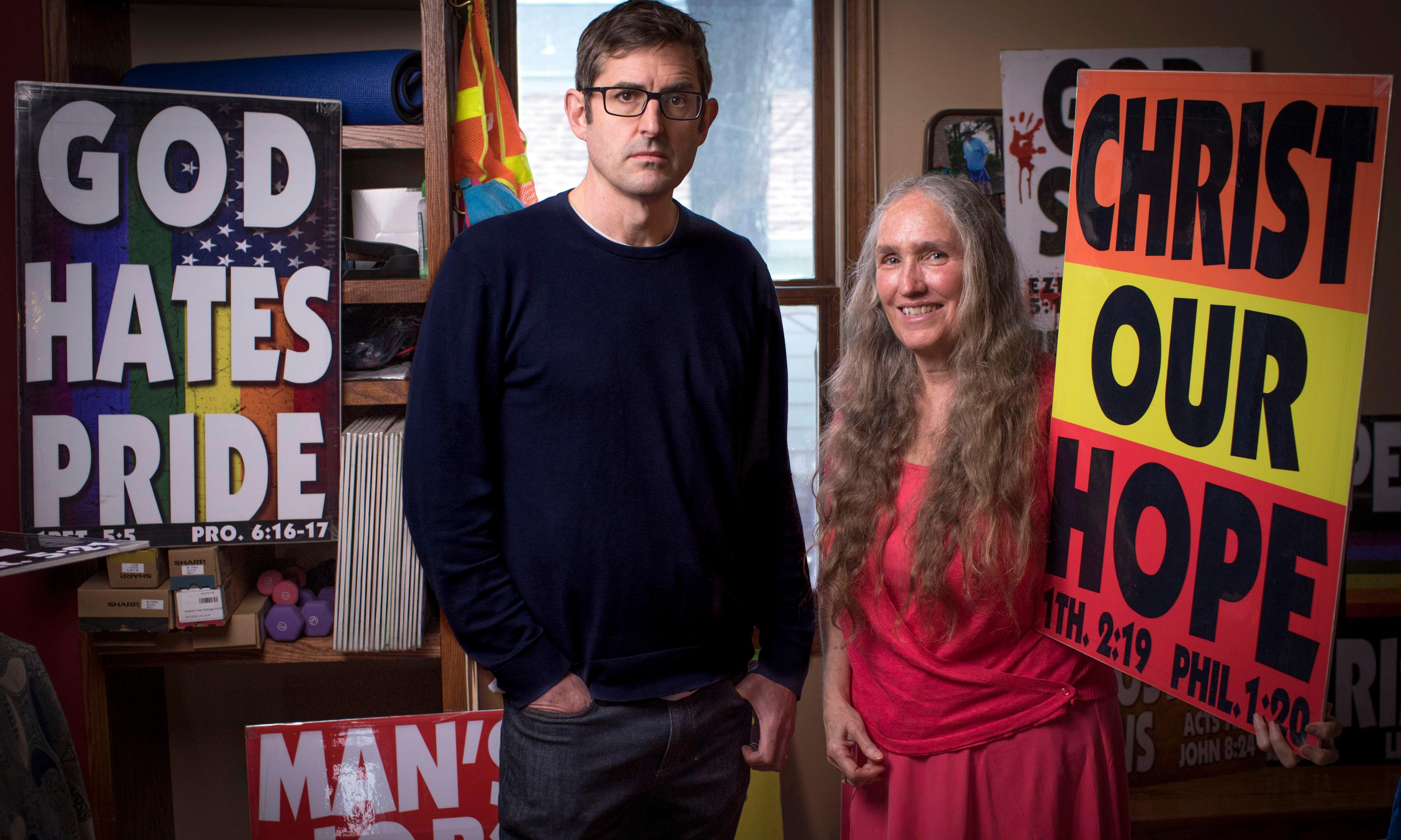 Louis Theroux: Surviving America's Most Hated Family review – a deeply uncomfortable watch