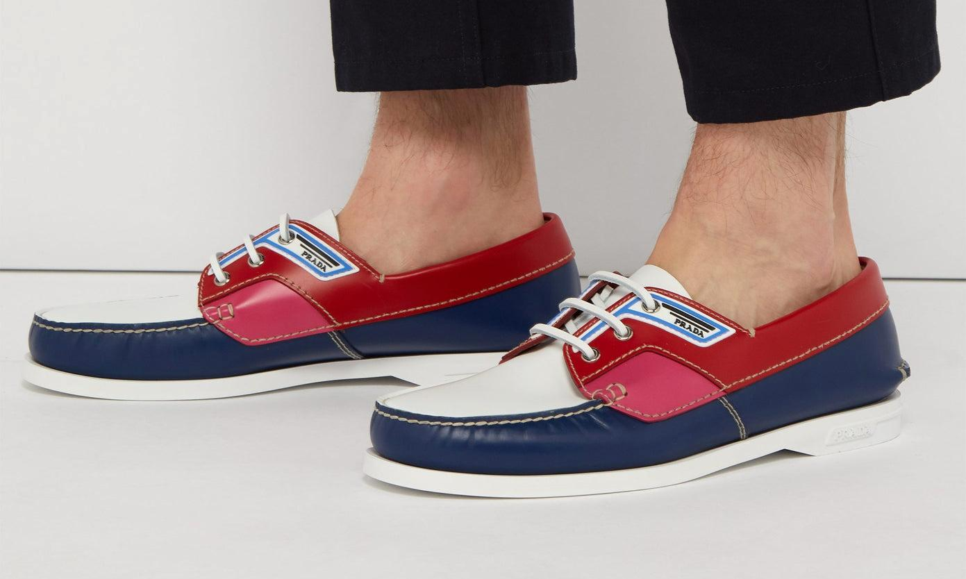 Get on board with boat shoes, would-be Tory leaders