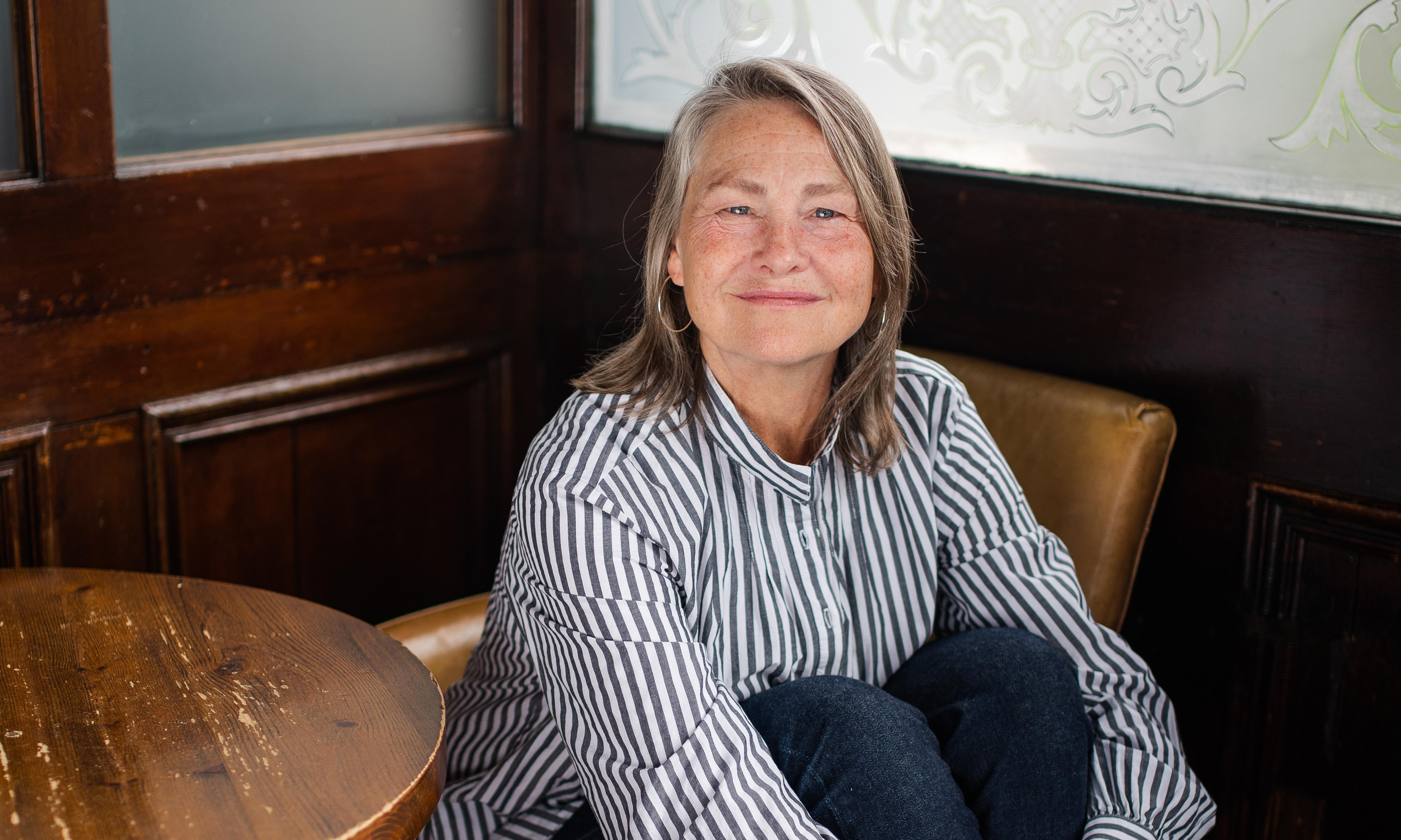 Chimerica's Cherry Jones: 'Everything progressive in America has been trampled on'