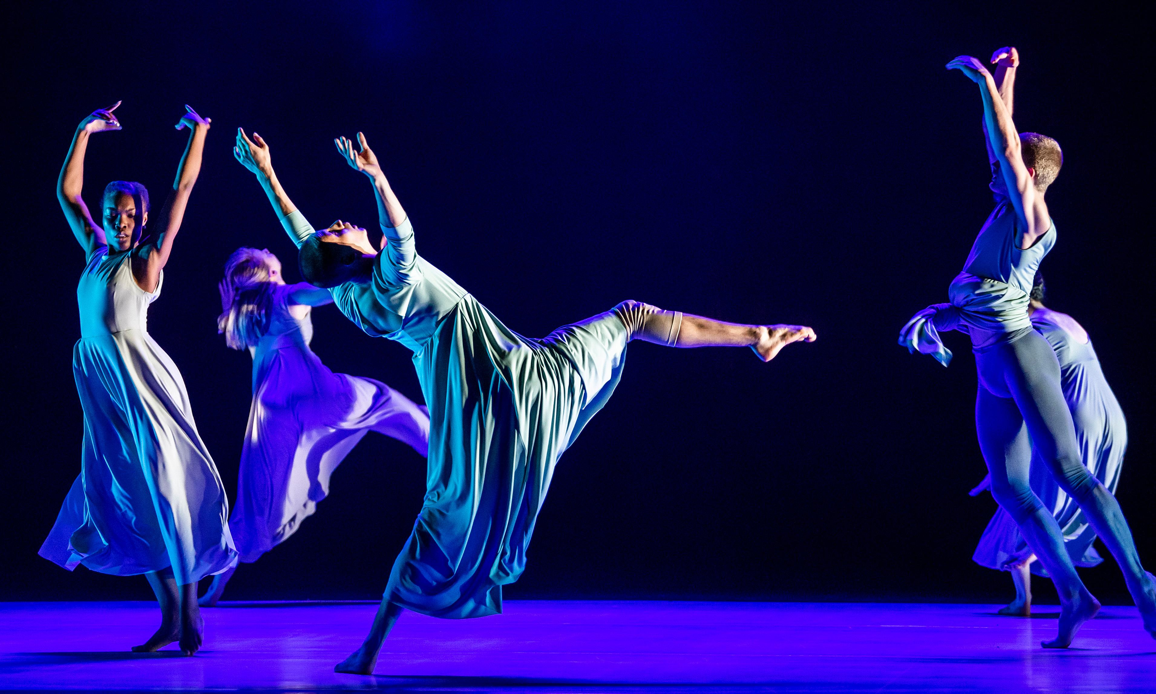 Young Associates / National Youth Dance Company review – the future is cooking