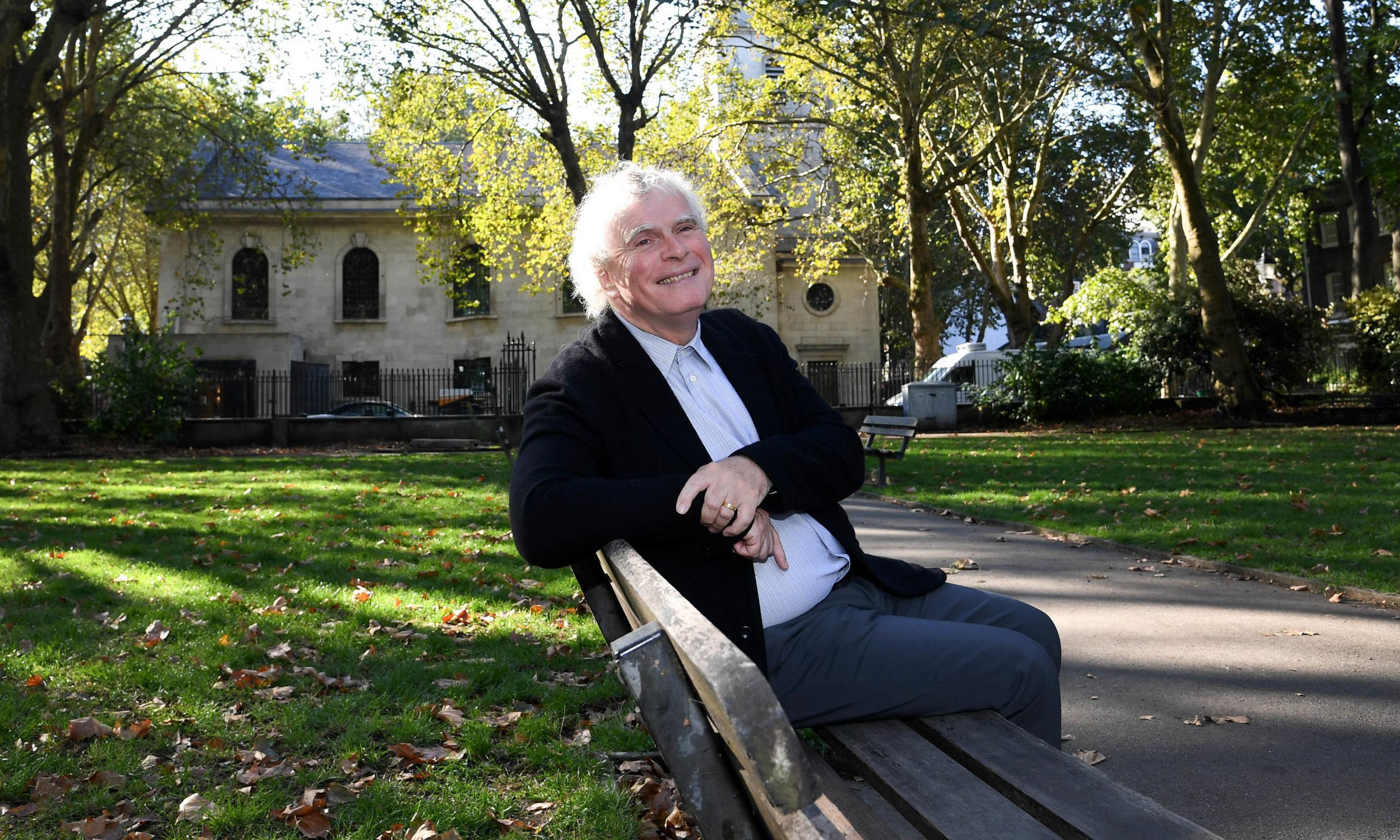 LSO's Simon Rattle launches east London music academy