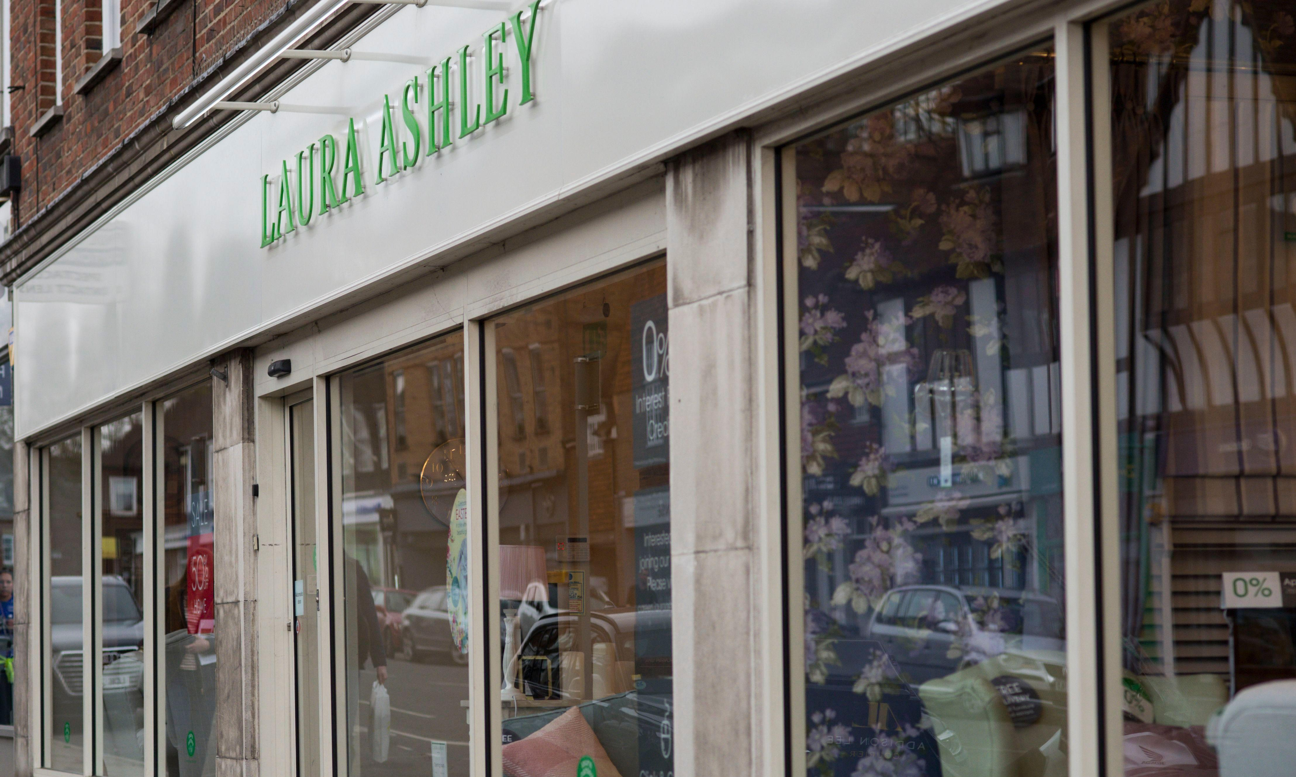 Laura Ashley agrees emergency funding deal with Wells Fargo