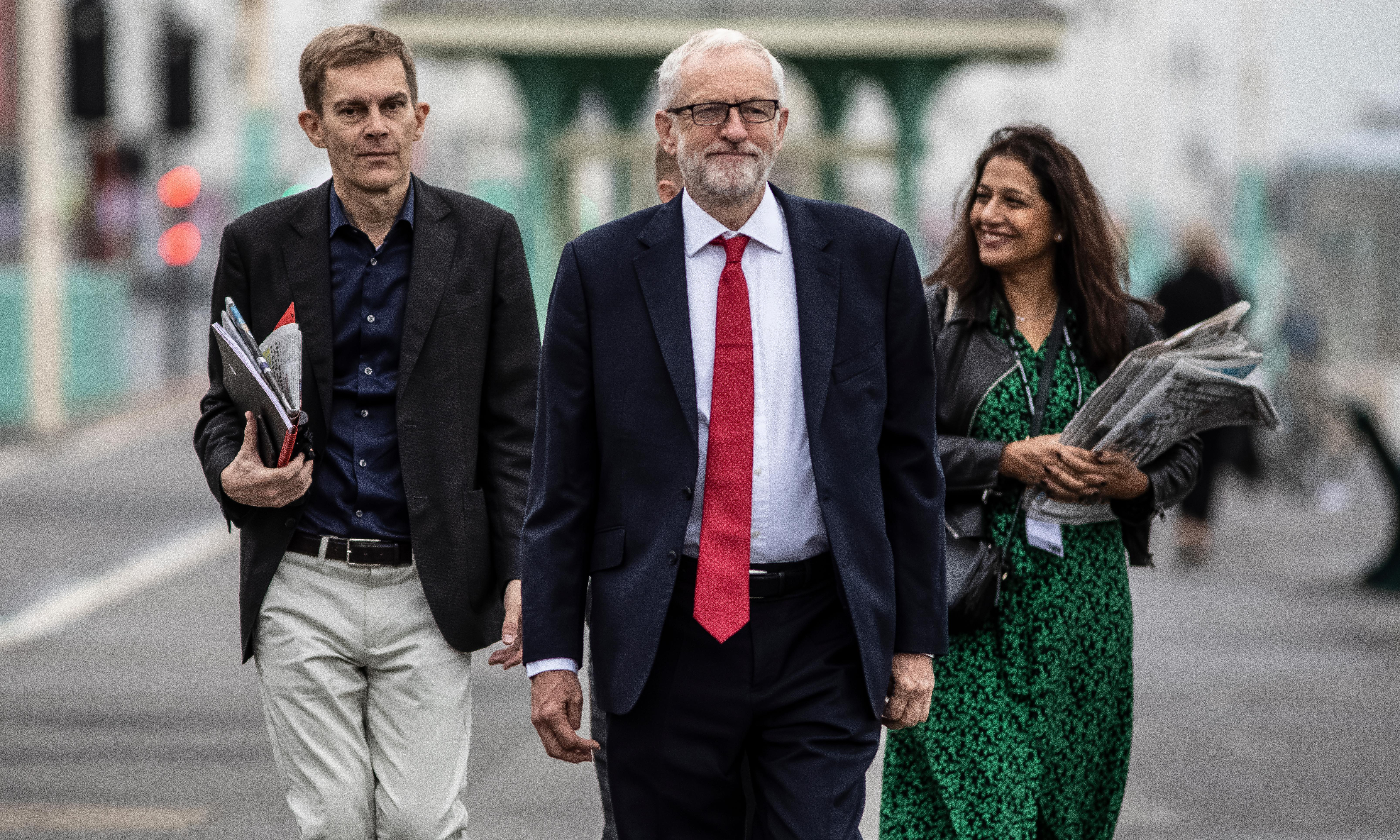 Corbyn suggests UK could be better off after Brexit if deal is right